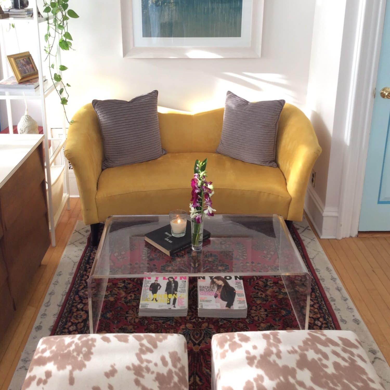 A Set Designer's Almost Entirely Craigslist Apartment