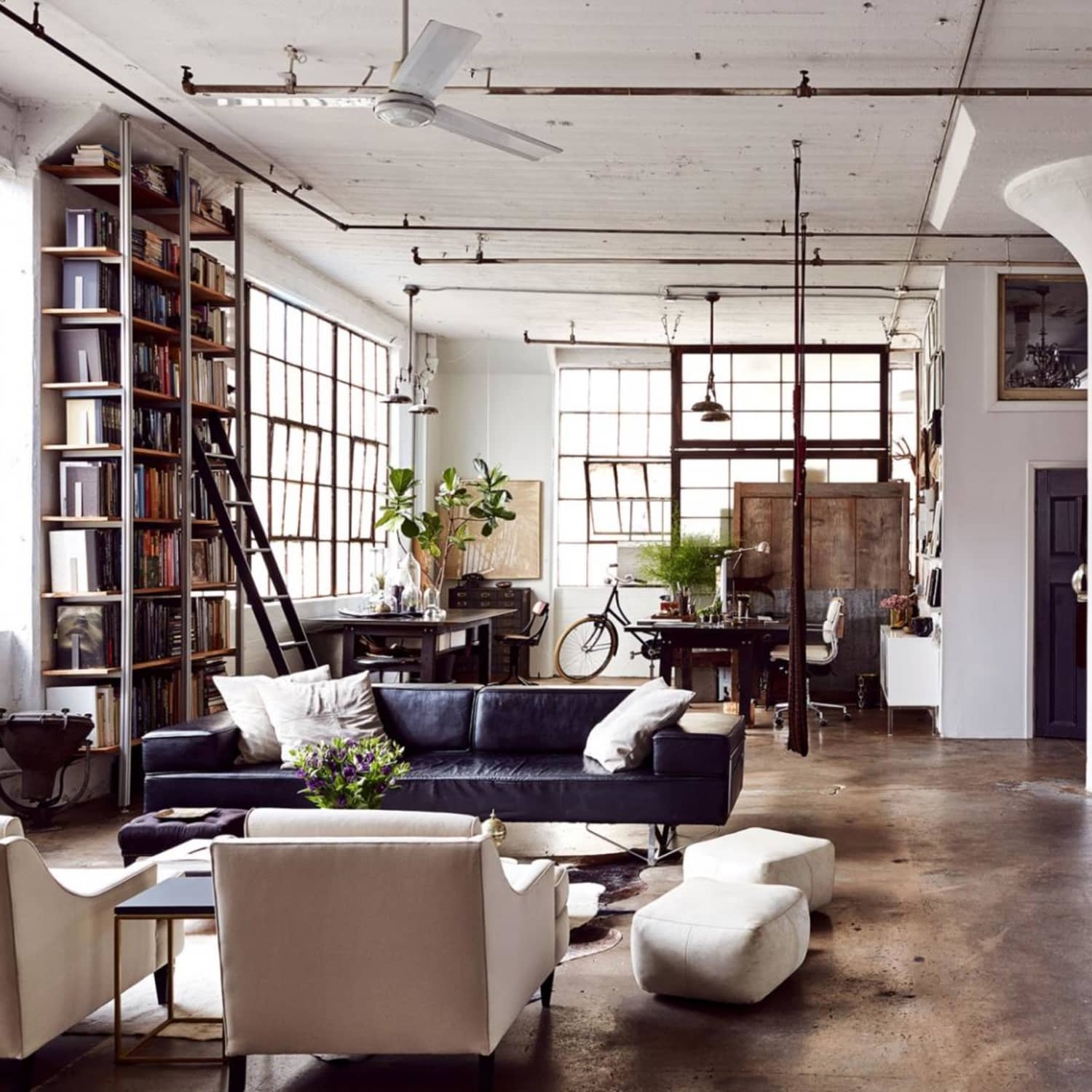 5 Beautiful New York Lofts to Dream About | Apartment Therapy
