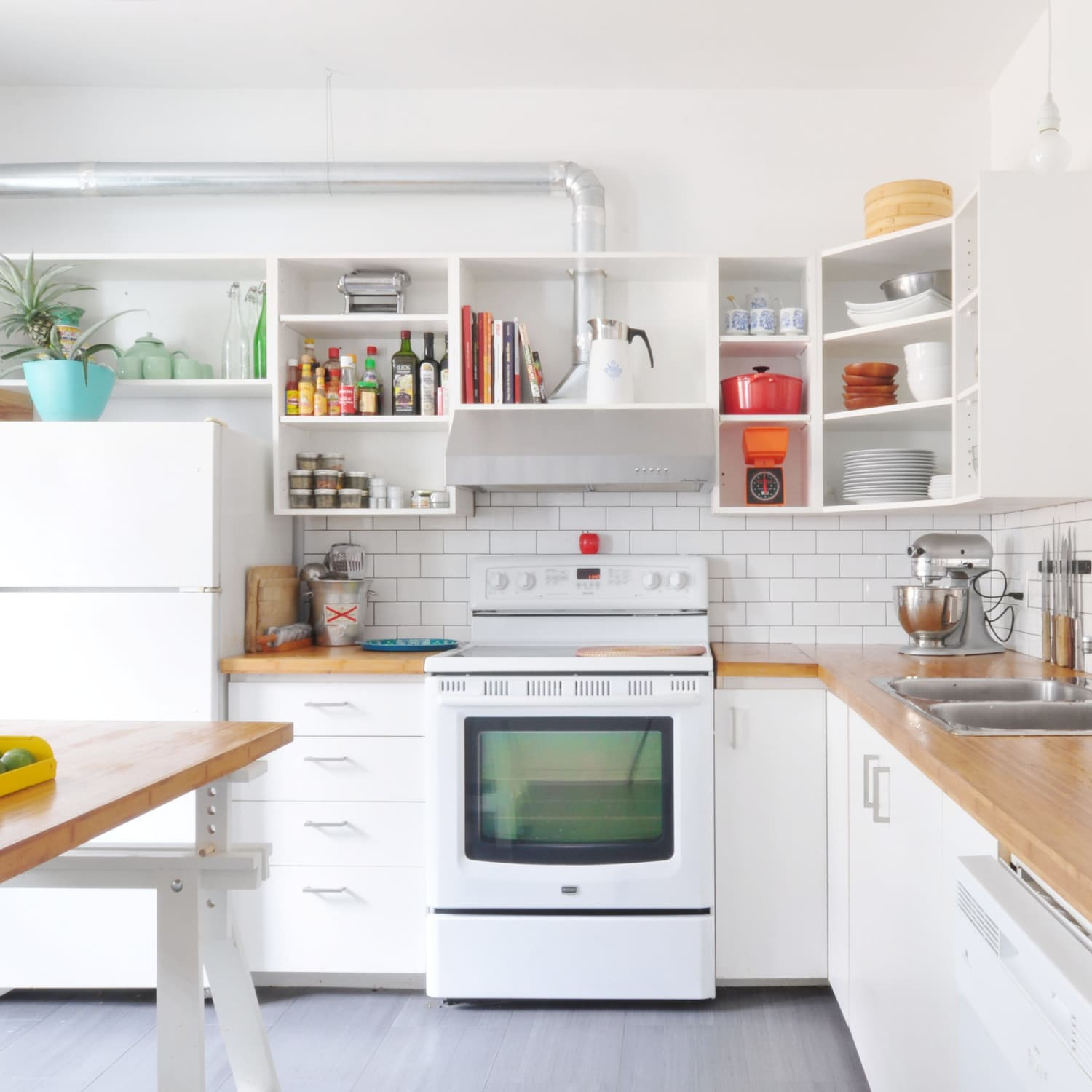 The Ultimate Guide To Cleaning Your Kitchen Cabinets Apartment Therapy