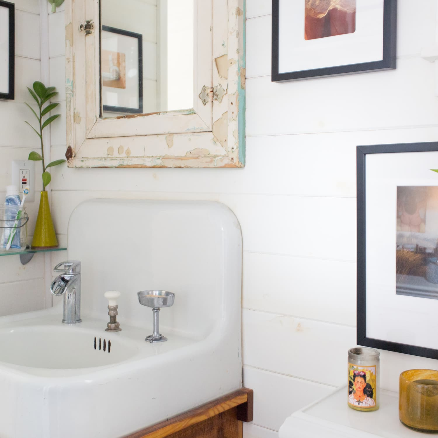 Small Details To Boost Your Rental Bathroom Apartment Therapy