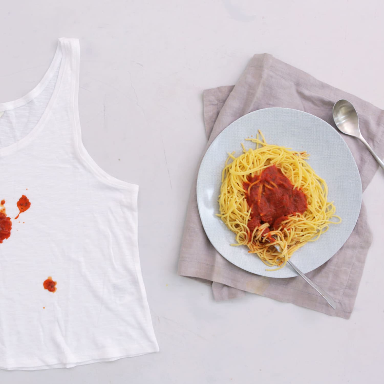 How To Remove Tomato Sauce Stains From Clothes 3 Home Hacks