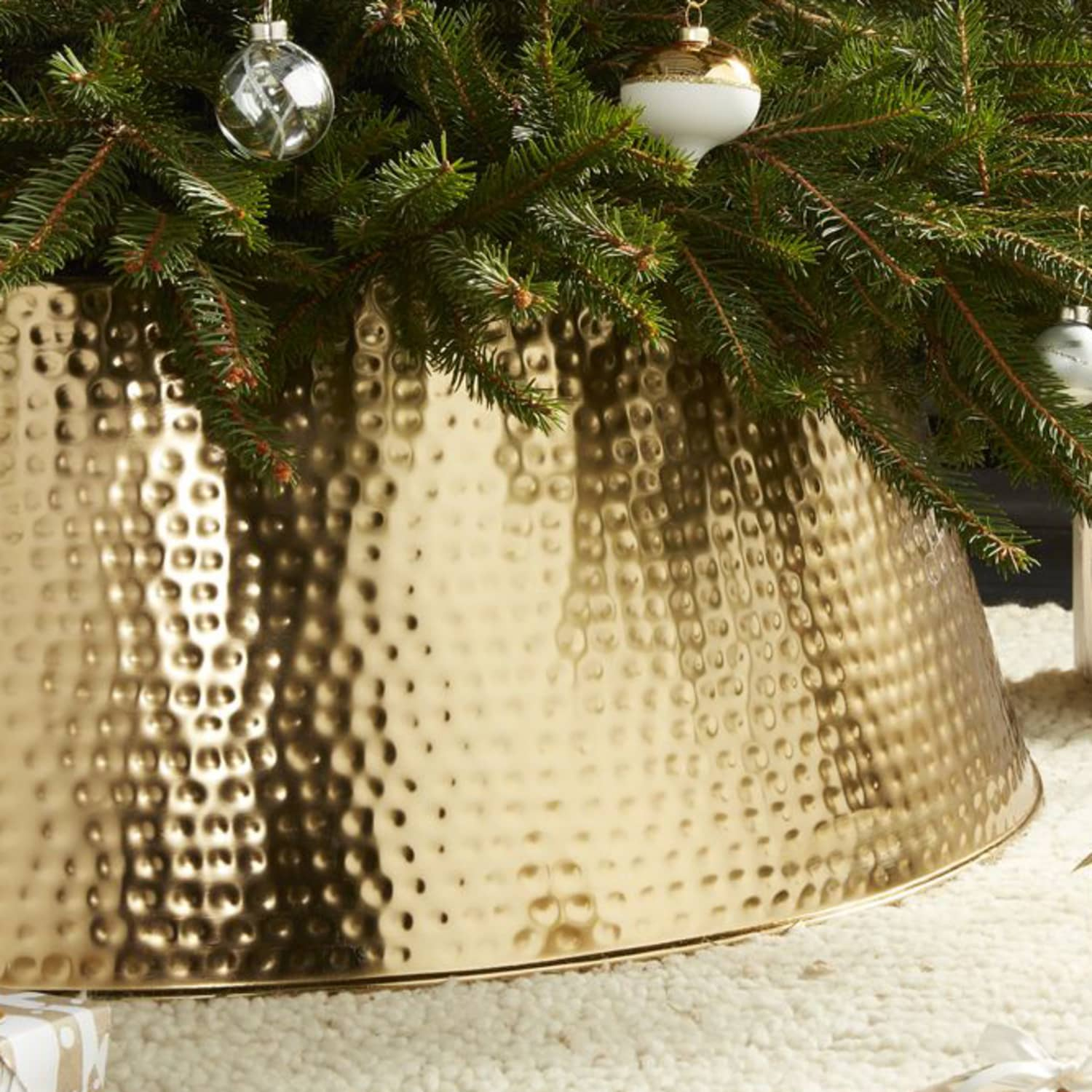 Pier One Christmas Trees.What Are Christmas Tree Collars Where To Get Them