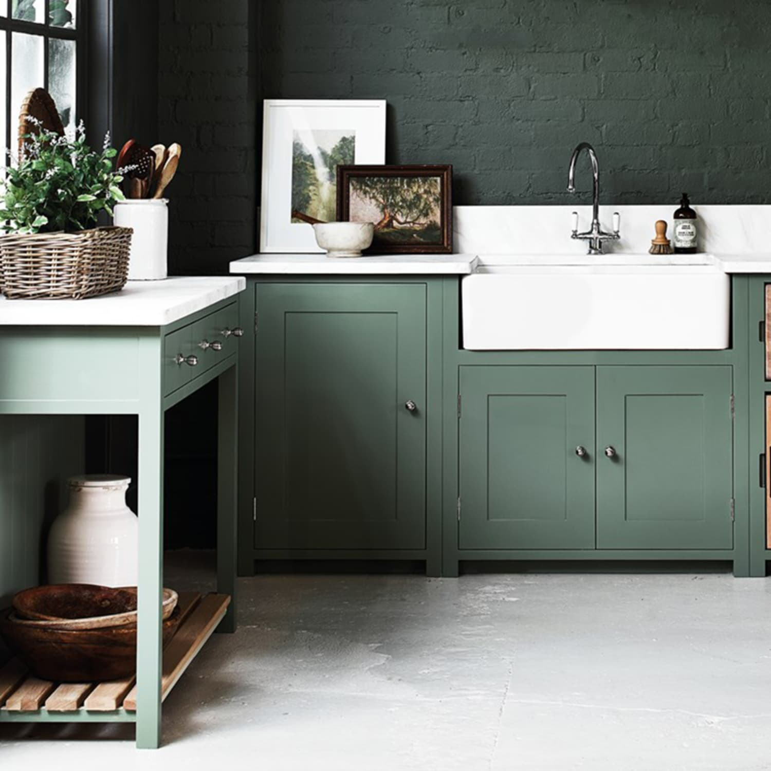 2018 Paint Trends Kitchen Cabinet Color Predictions