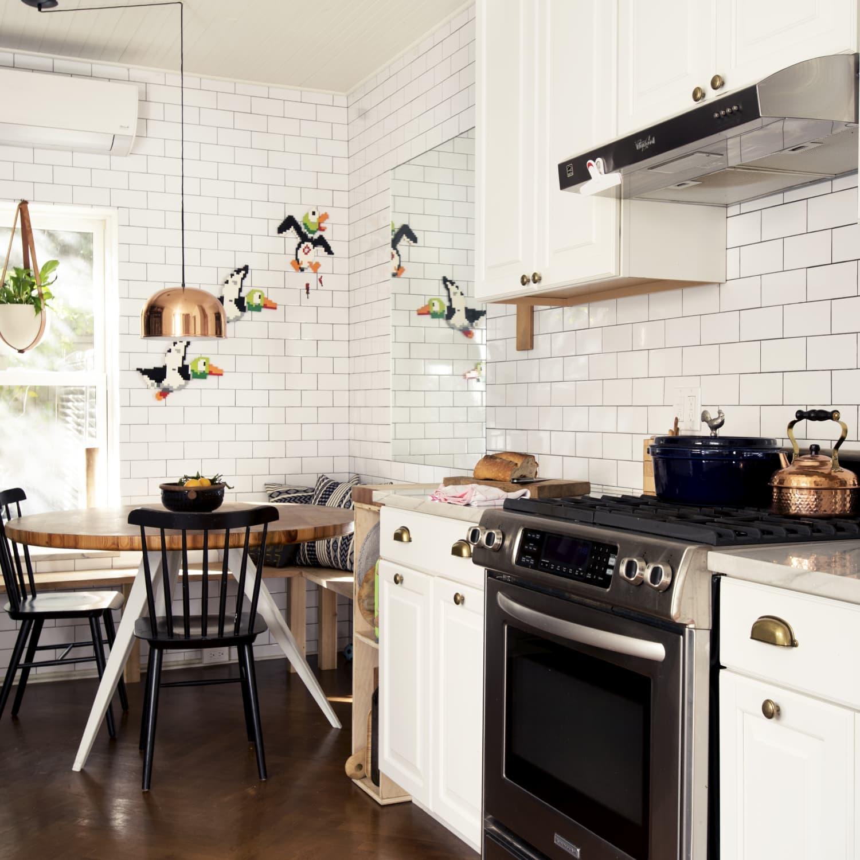 White Kitchen Cabinets Design Ideas Inspiration Apartment Therapy