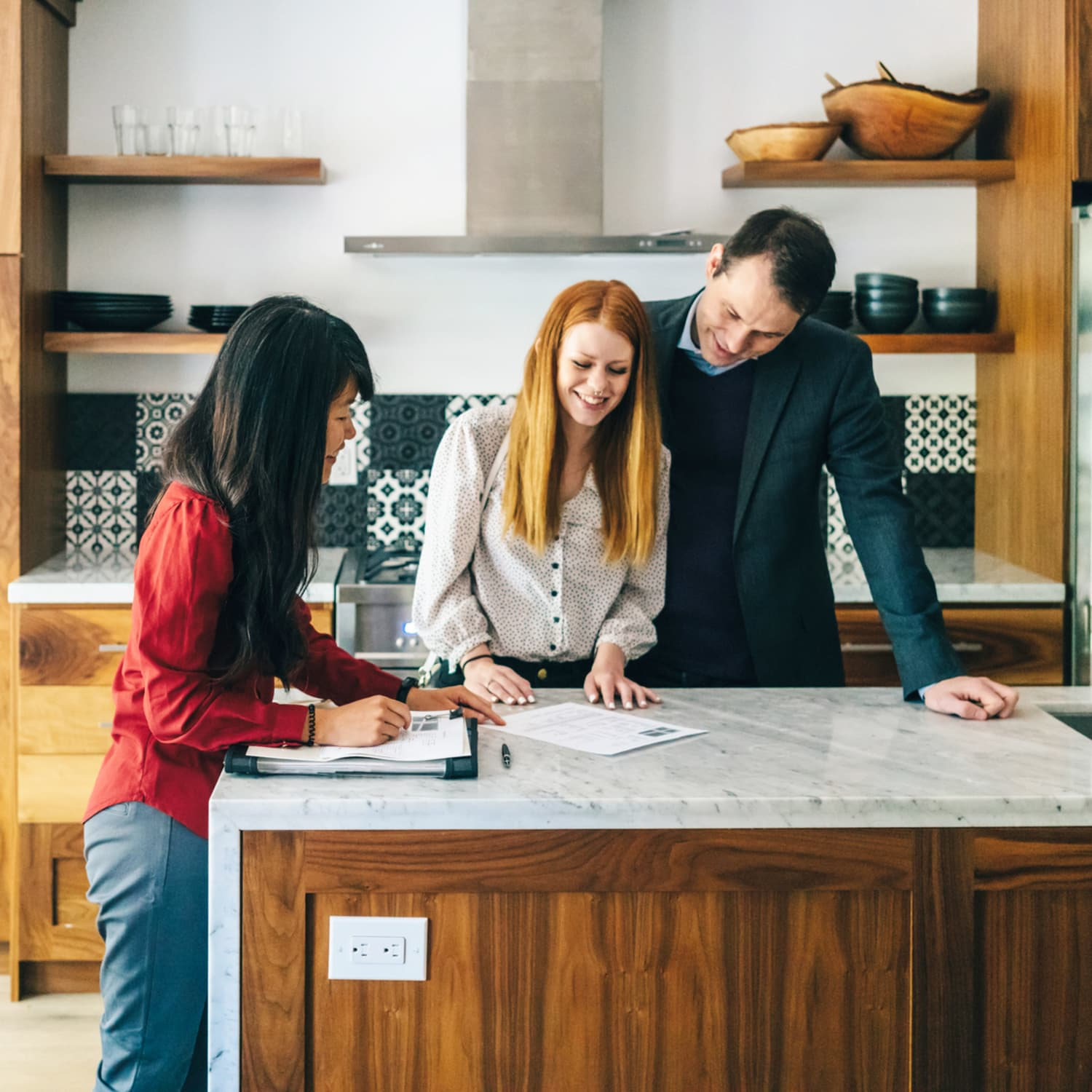 Open House Questions To Ask - First Time Home Buyers