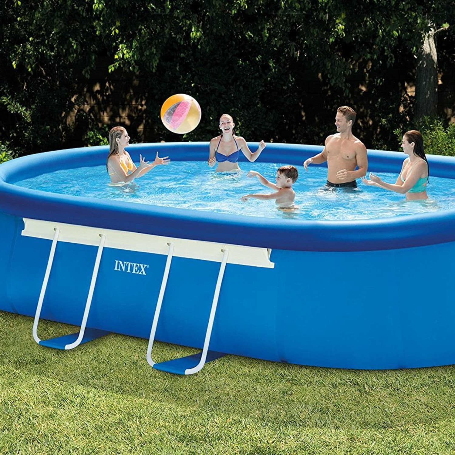 The Best Portable Pools for Every Size Backyard | Apartment ...