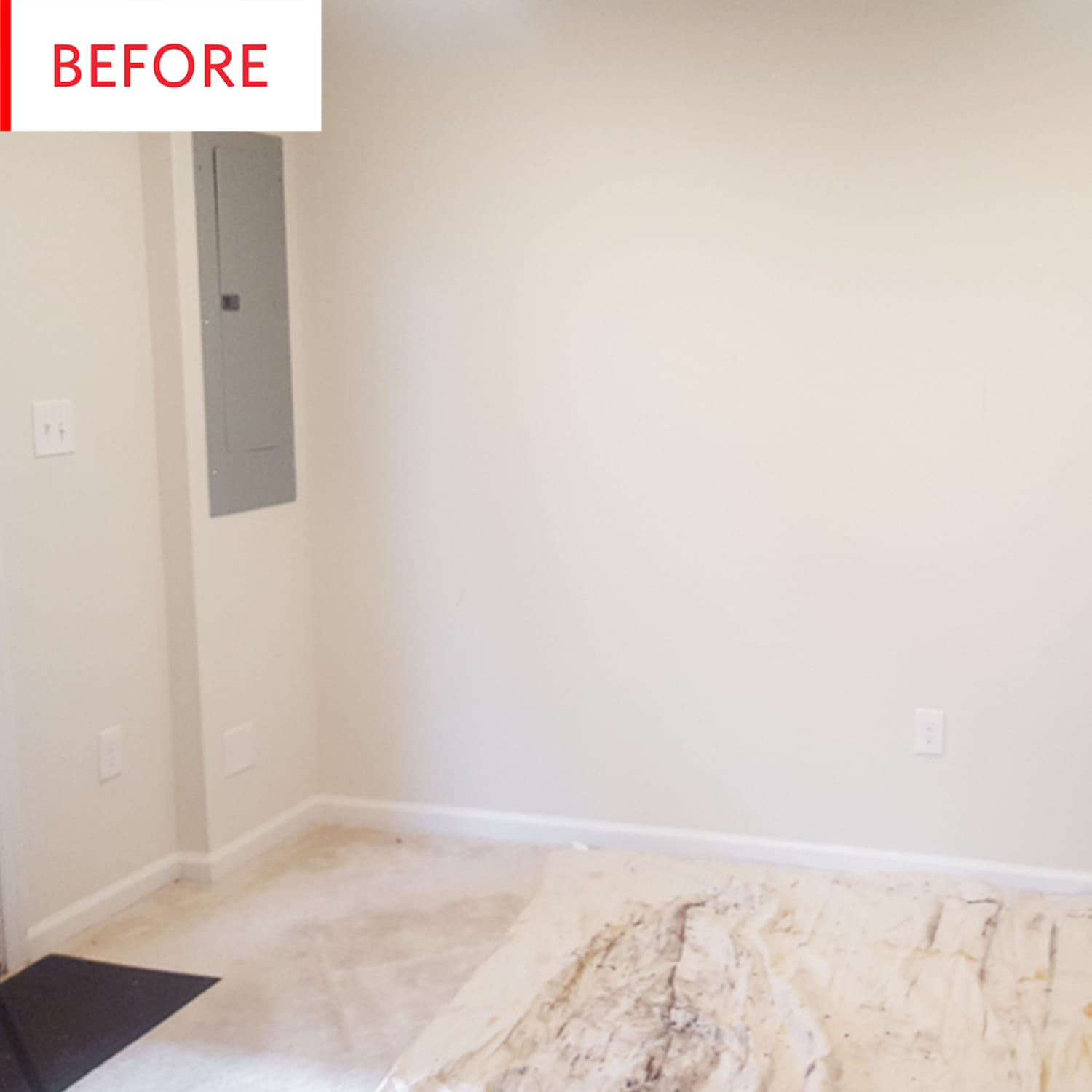 Blank Wall Murphy Bed Remodel - Before and After | Apartment ...