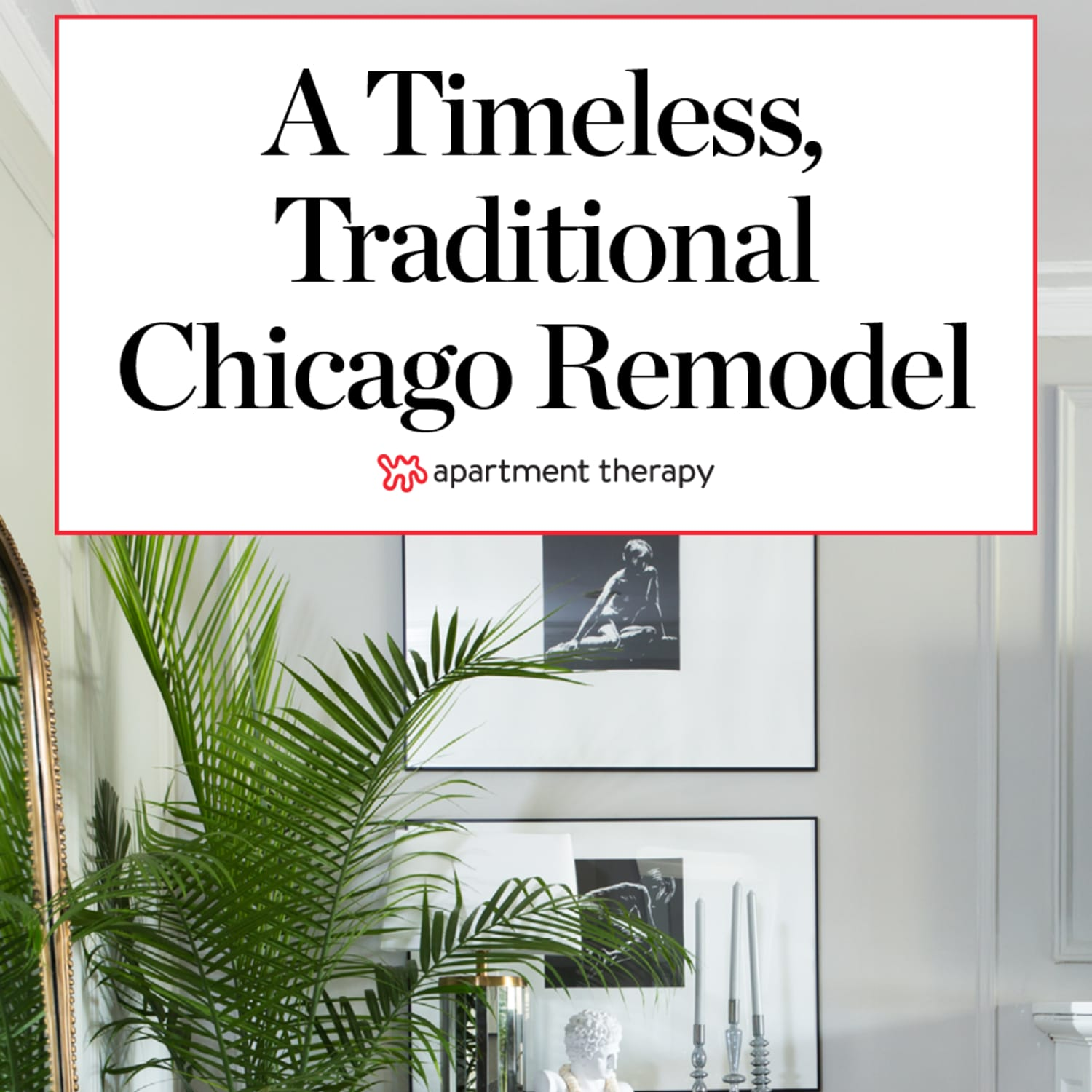 Remodeling Ideas in a Traditional Chicago Renovation