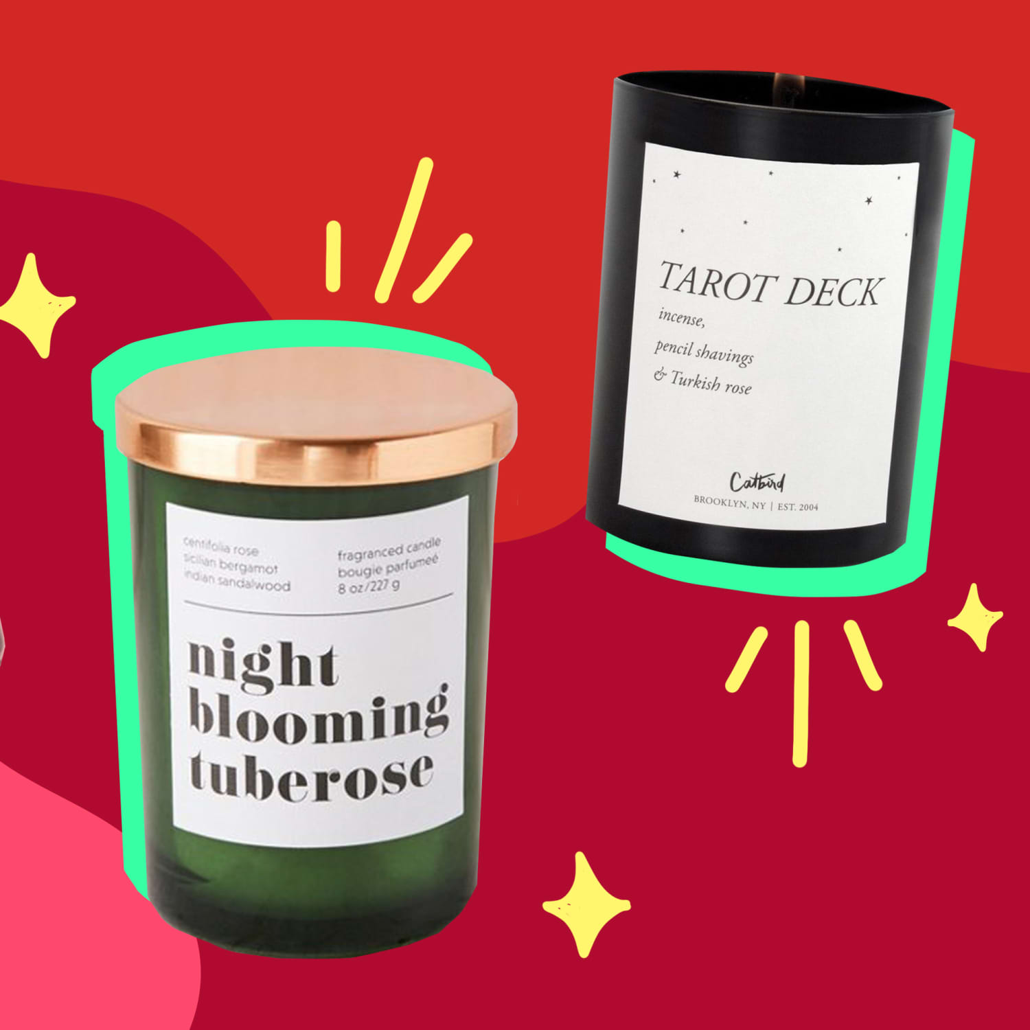 25 Best Candle Gift Ideas - Candle Holiday Gifts 2018