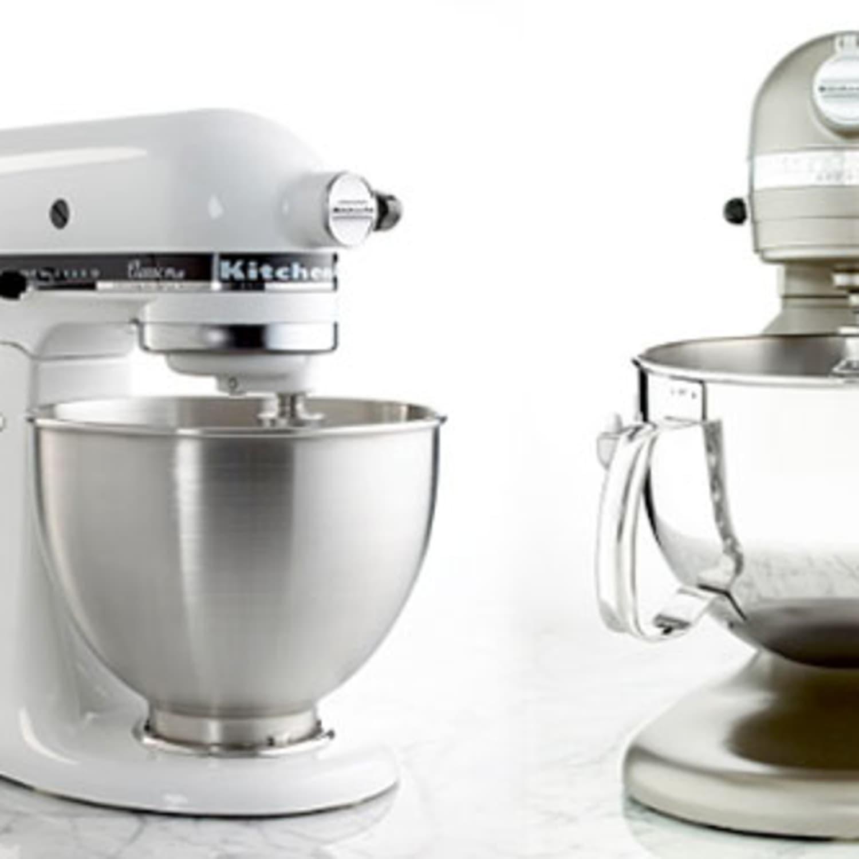 Should I Buy a Tilt-Head or Bowl-Lift KitchenAid Mixer? Good ...
