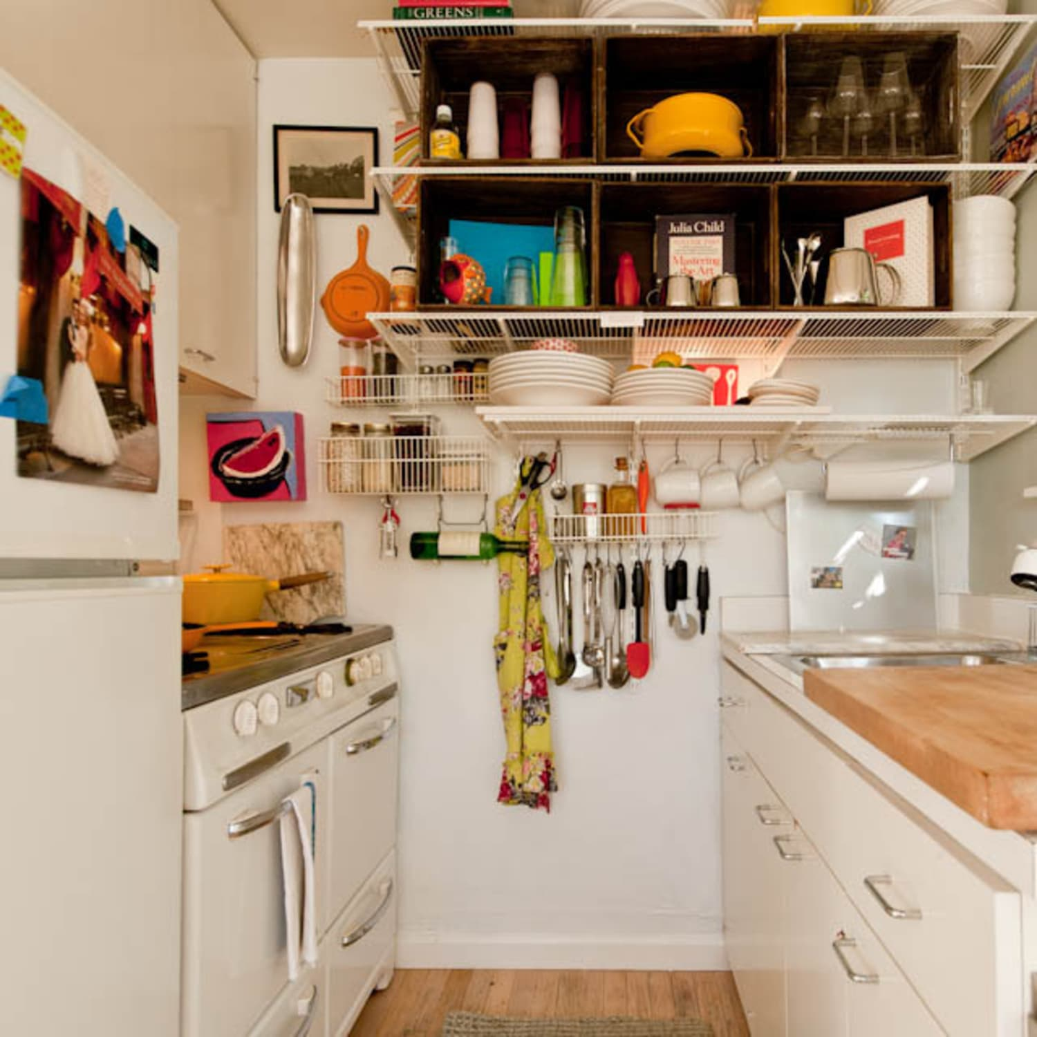 Cooking In A 5 X7 Kitchen Kitchn