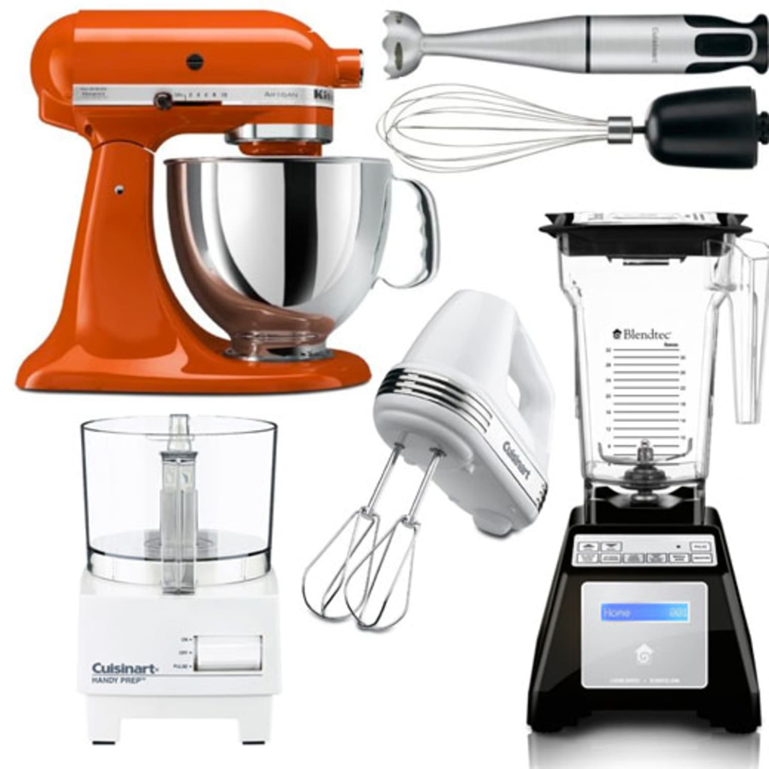 The Kitchn S Guide To Essential Small Electric Appliances