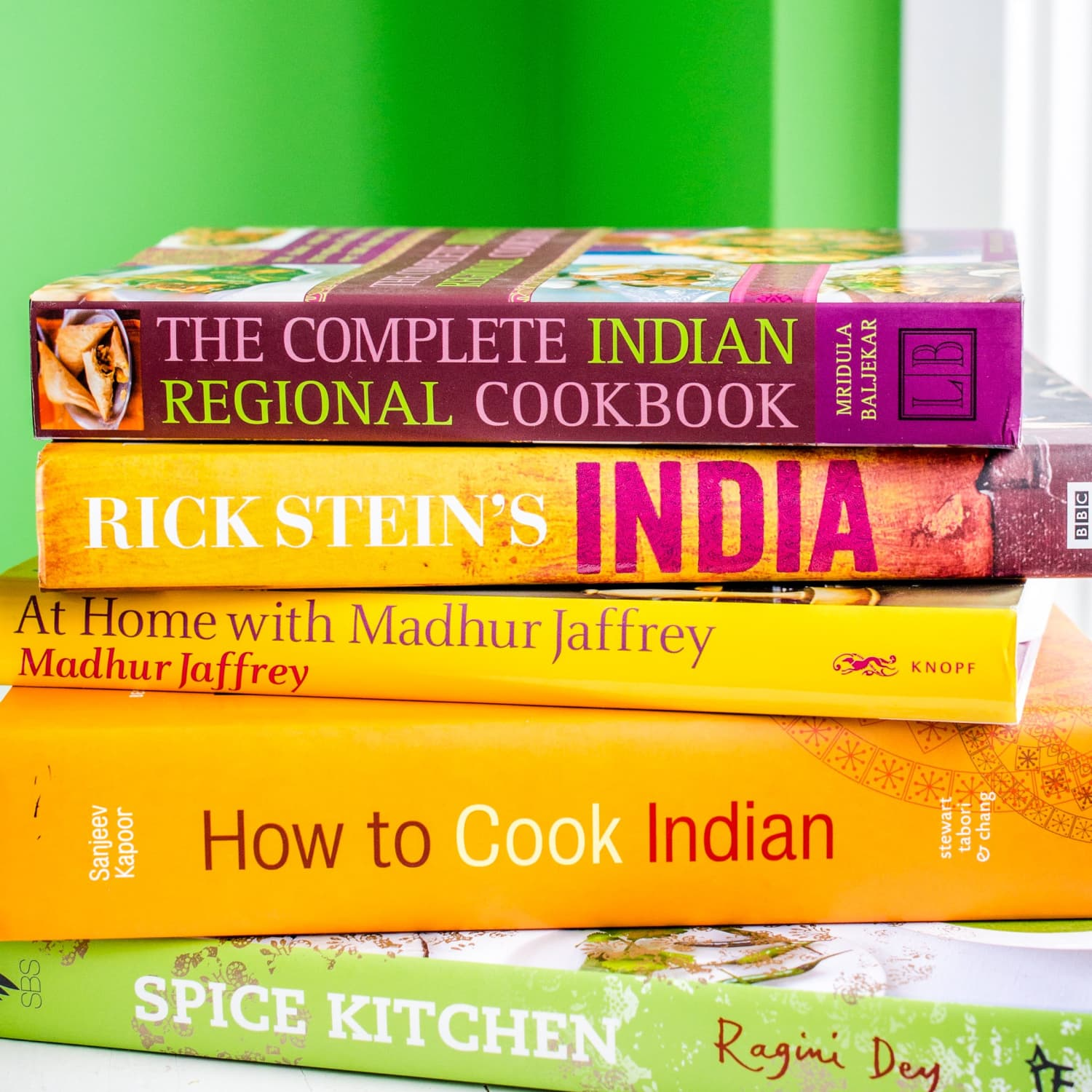 5 Cookbooks To Teach You The Basics Of Indian Cooking Kitchn