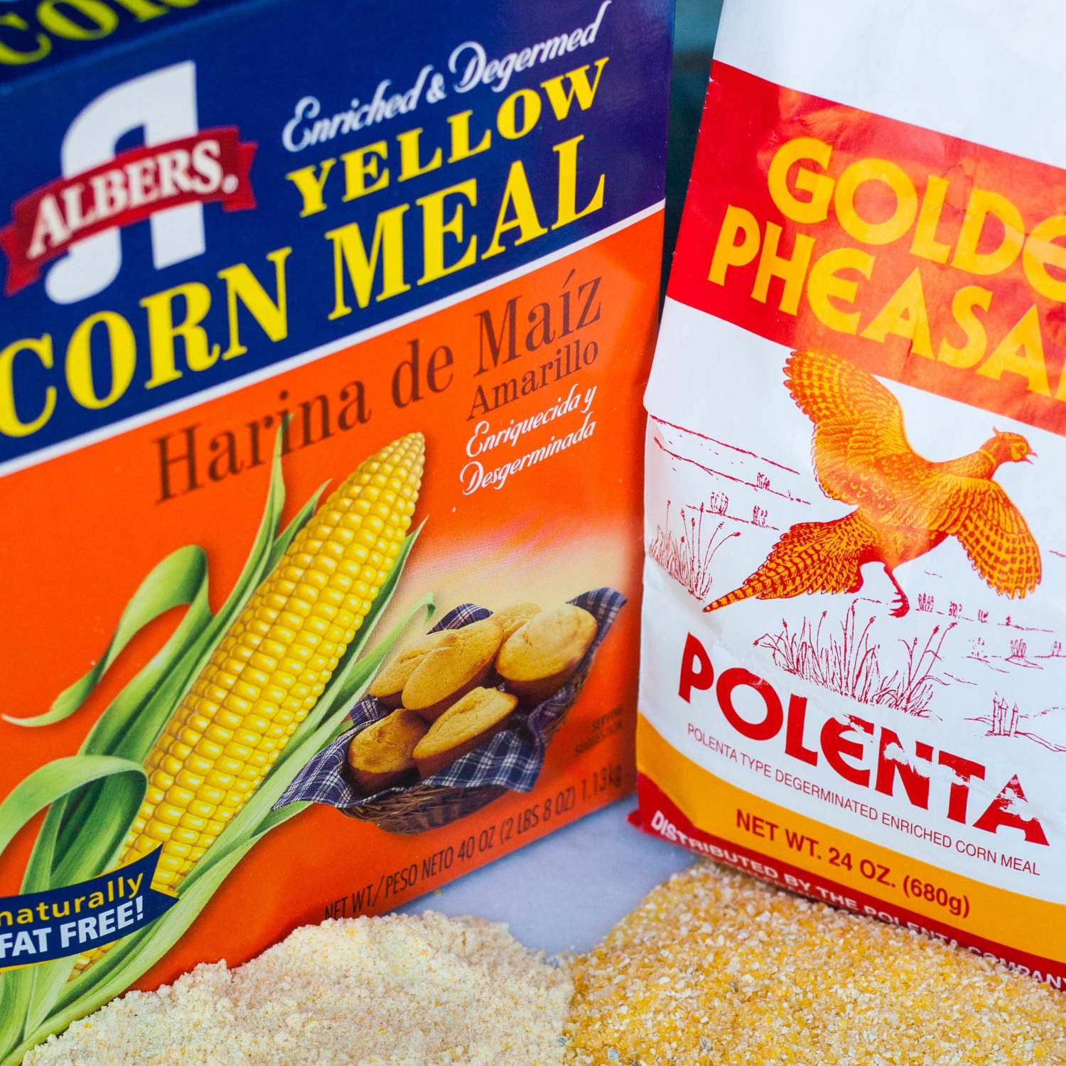What's the Difference Between Cornmeal and Polenta? | Kitchn