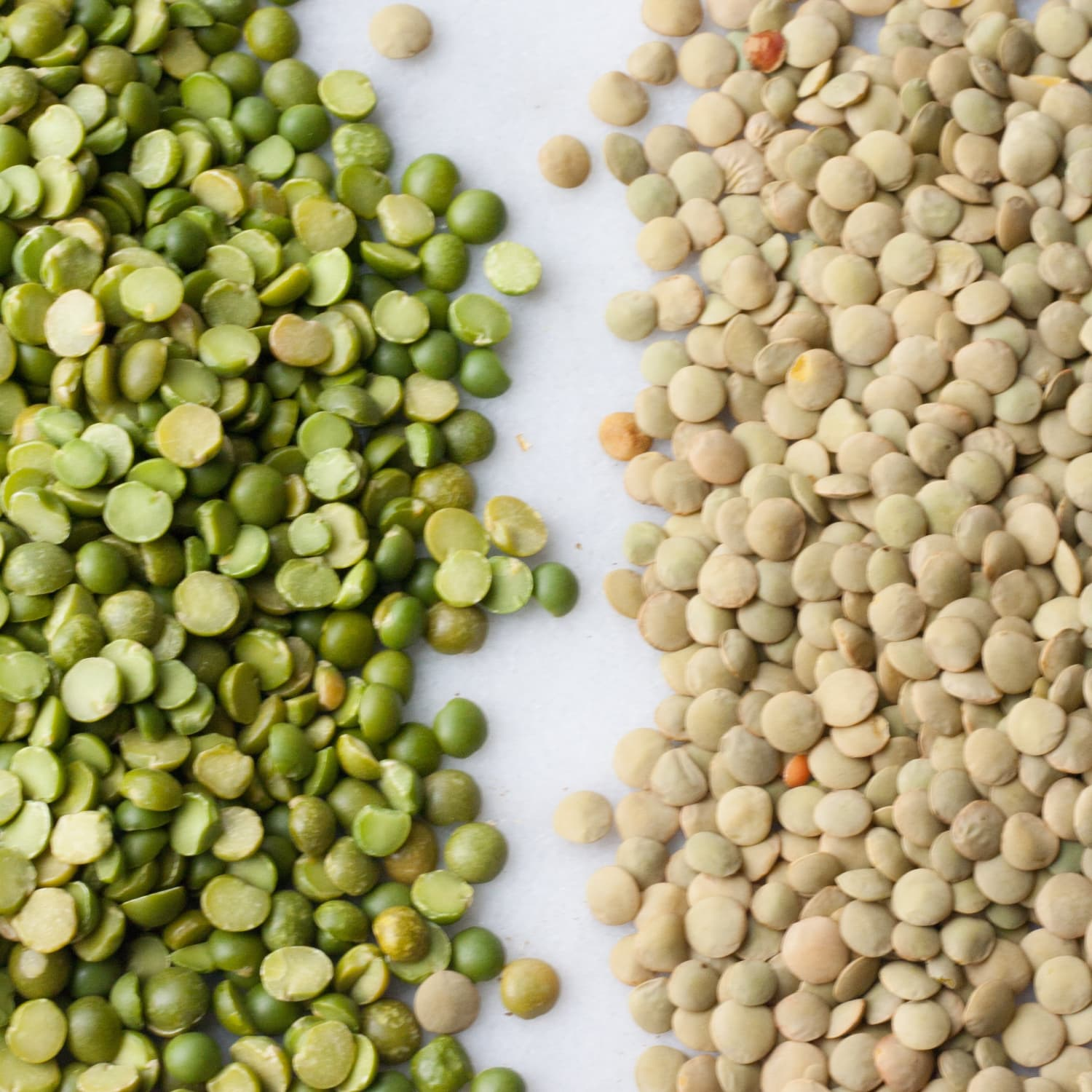 What's the Difference Between Split Peas and Lentils? | Kitchn