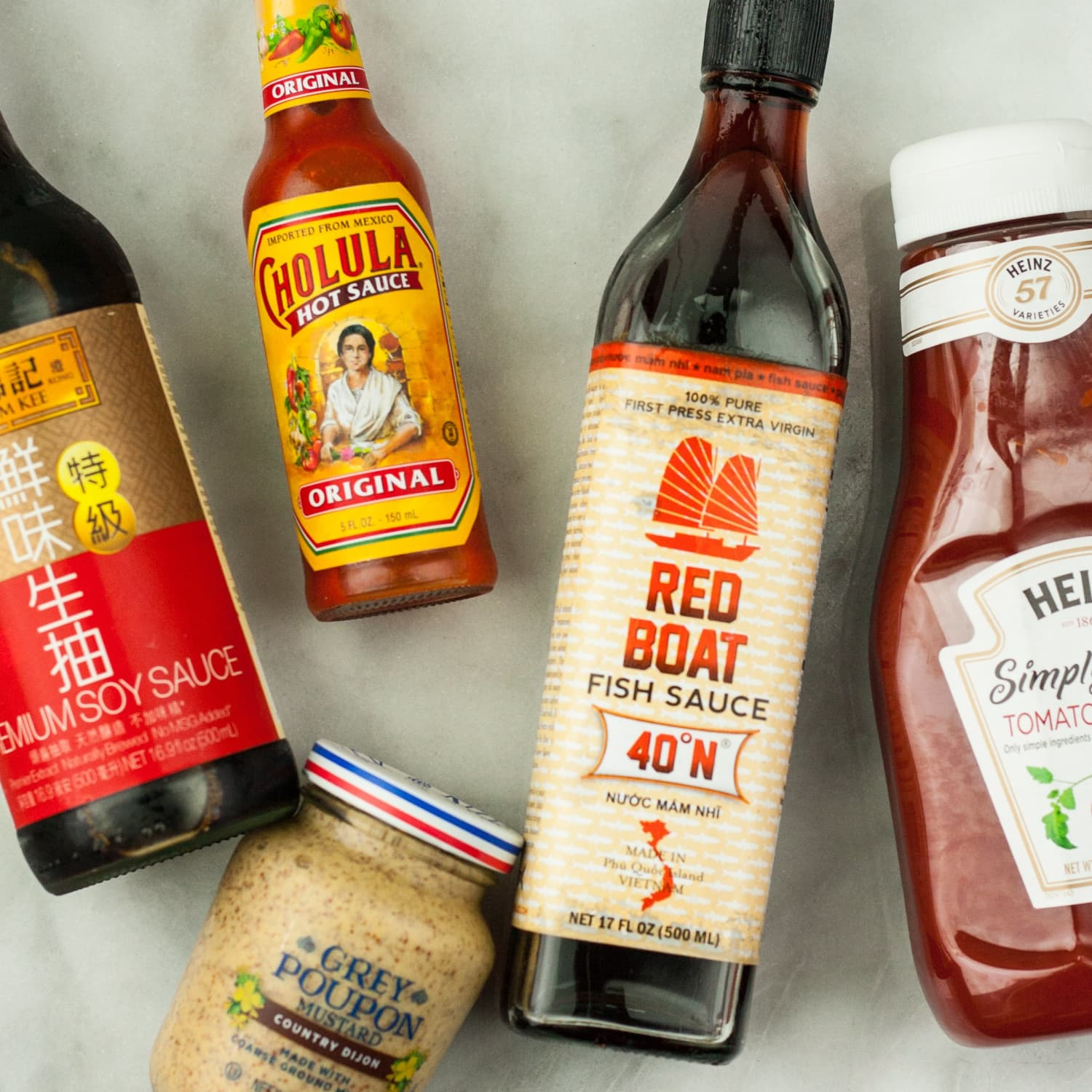 5 Condiments That Don't Have to Be Refrigerated | Kitchn