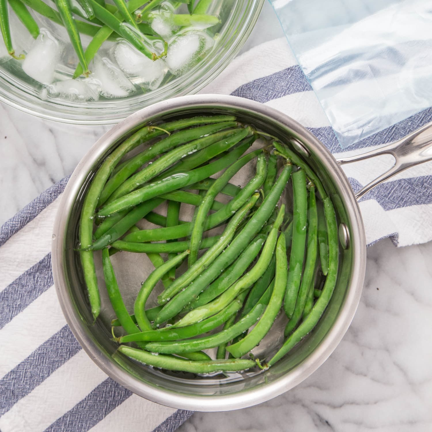 Why You Should Blanch Vegetables Before Freezing | Kitchn