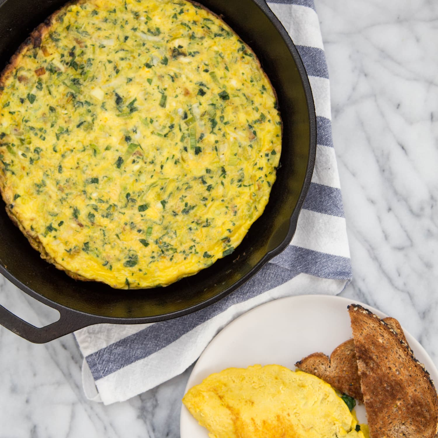 What's the Difference Between a Frittata and an Omelet? | Kitchn