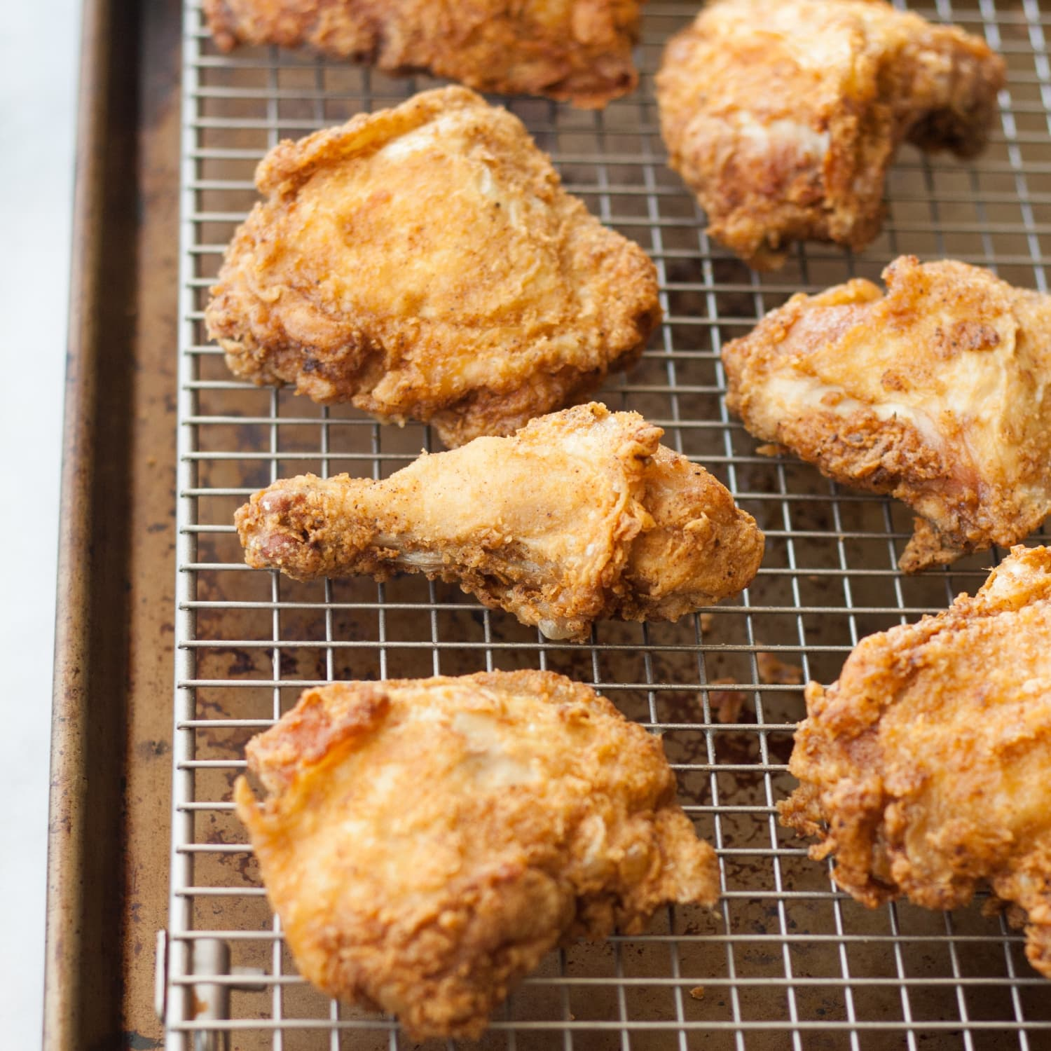 The Best Way to Keep Fried Foods Crispy | Kitchn