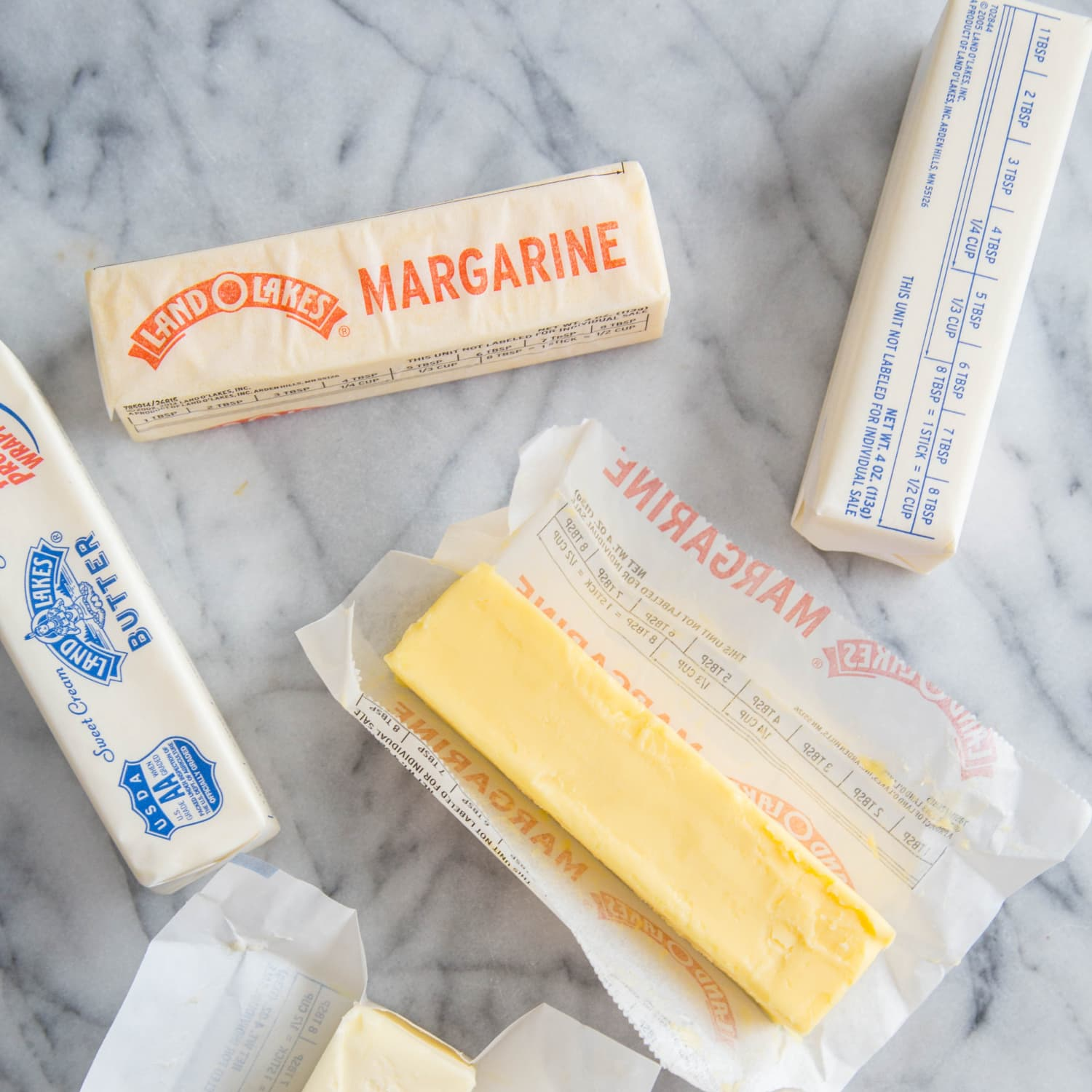 What's the Difference Between Butter and Margarine? | Kitchn