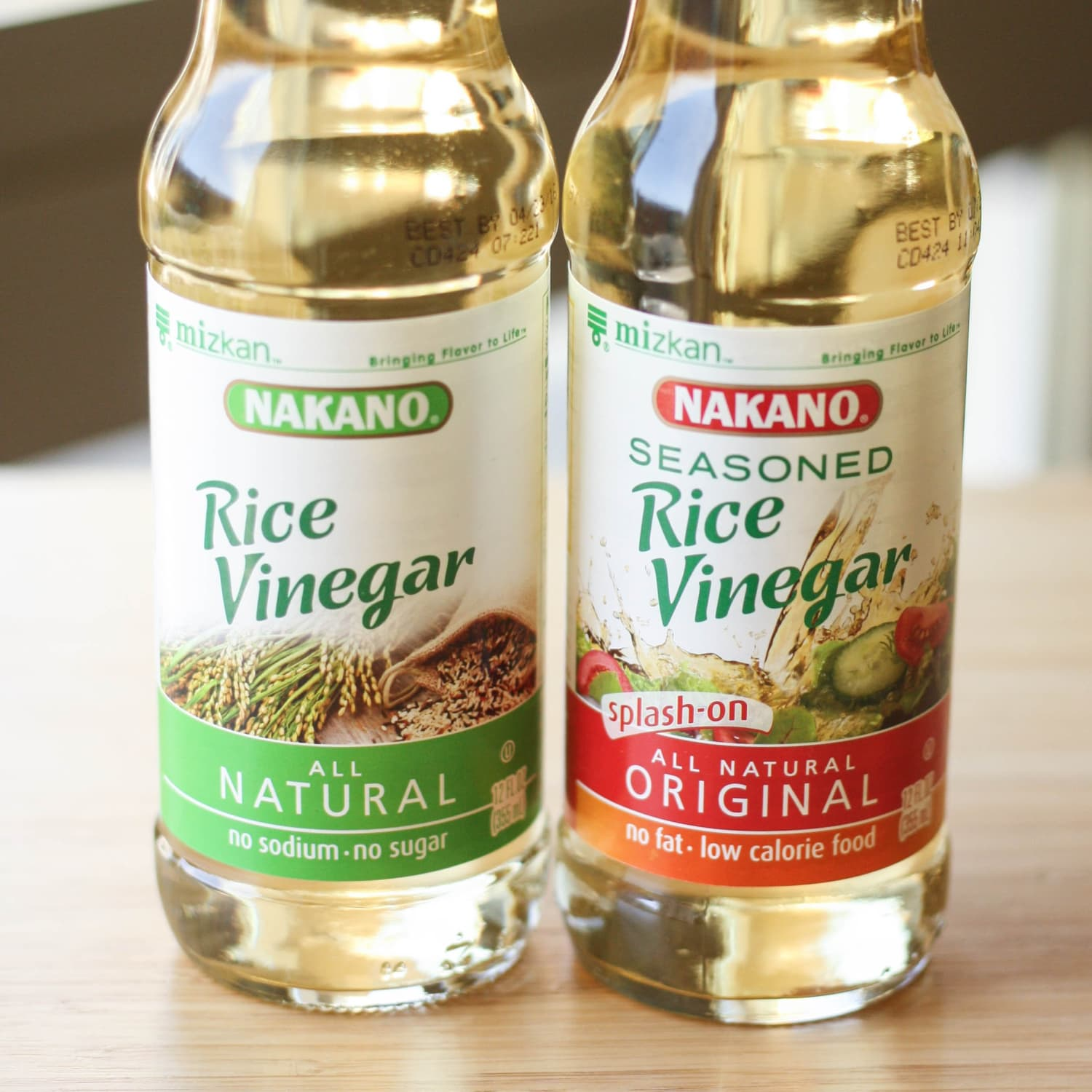 What's the Difference Between Rice Wine and Rice Vinegar