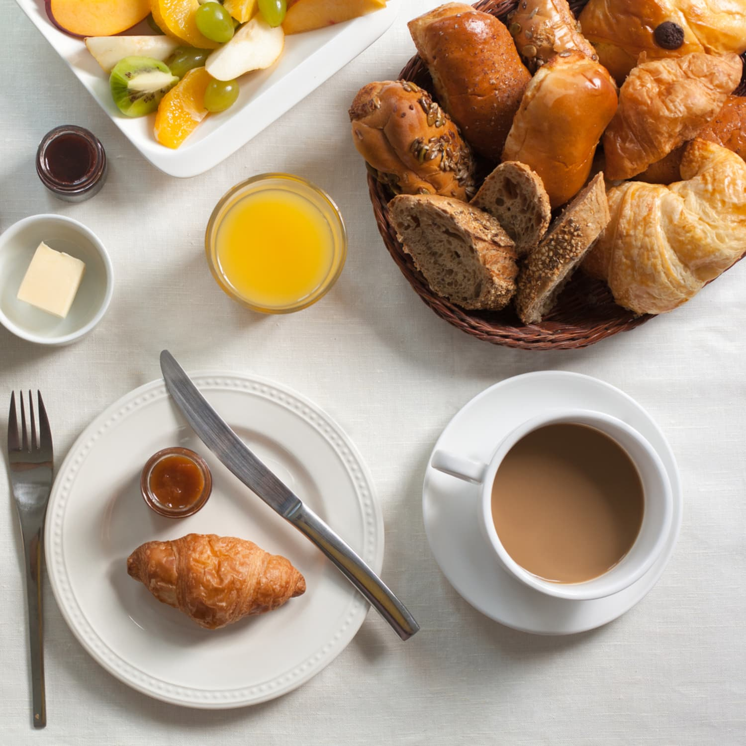 What Is A Continental Breakfast Kitchn
