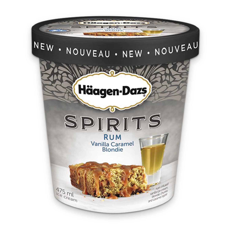 Häagen-Dazs Has Alcohol-Infused Ice Cream | Kitchn