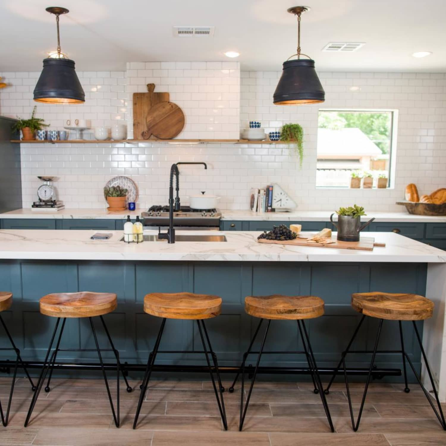 5 Essential Elements In Every Fixer Upper Kitchen Kitchn