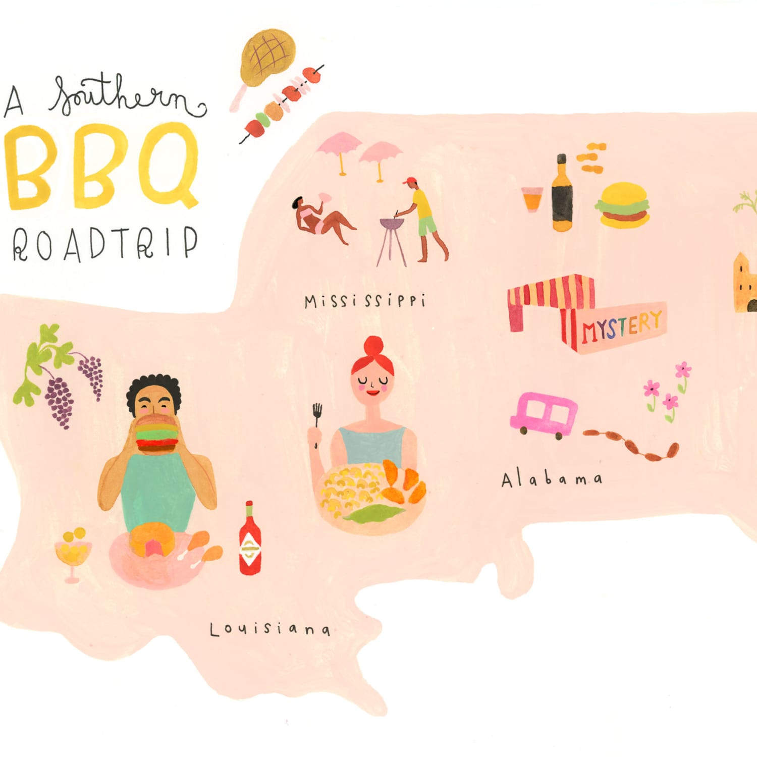 The Best Southern Road Trip for Food-Lovers | Kitchn