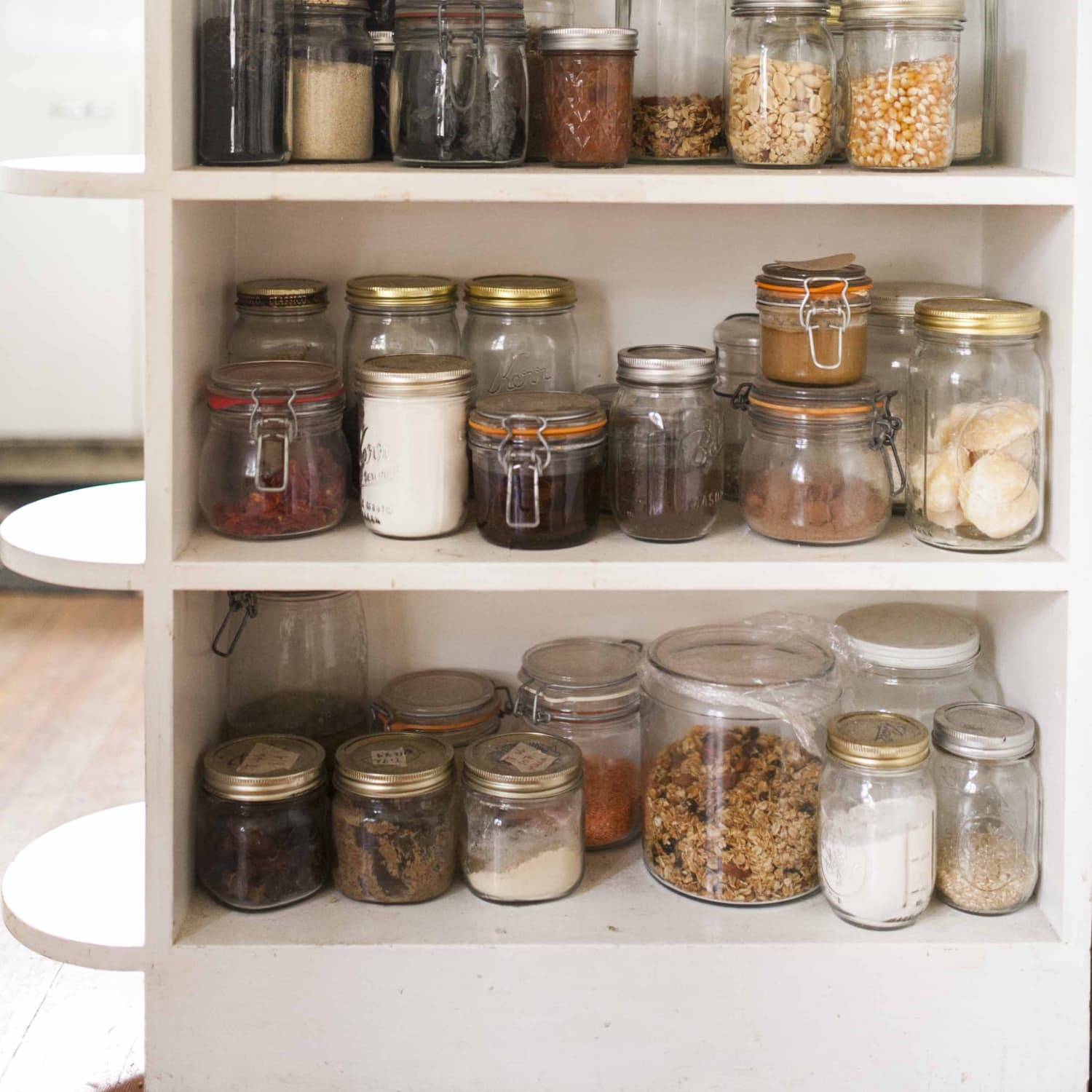 5 Ingenious Budget Pantries Created With Ikea Basics Kitchn
