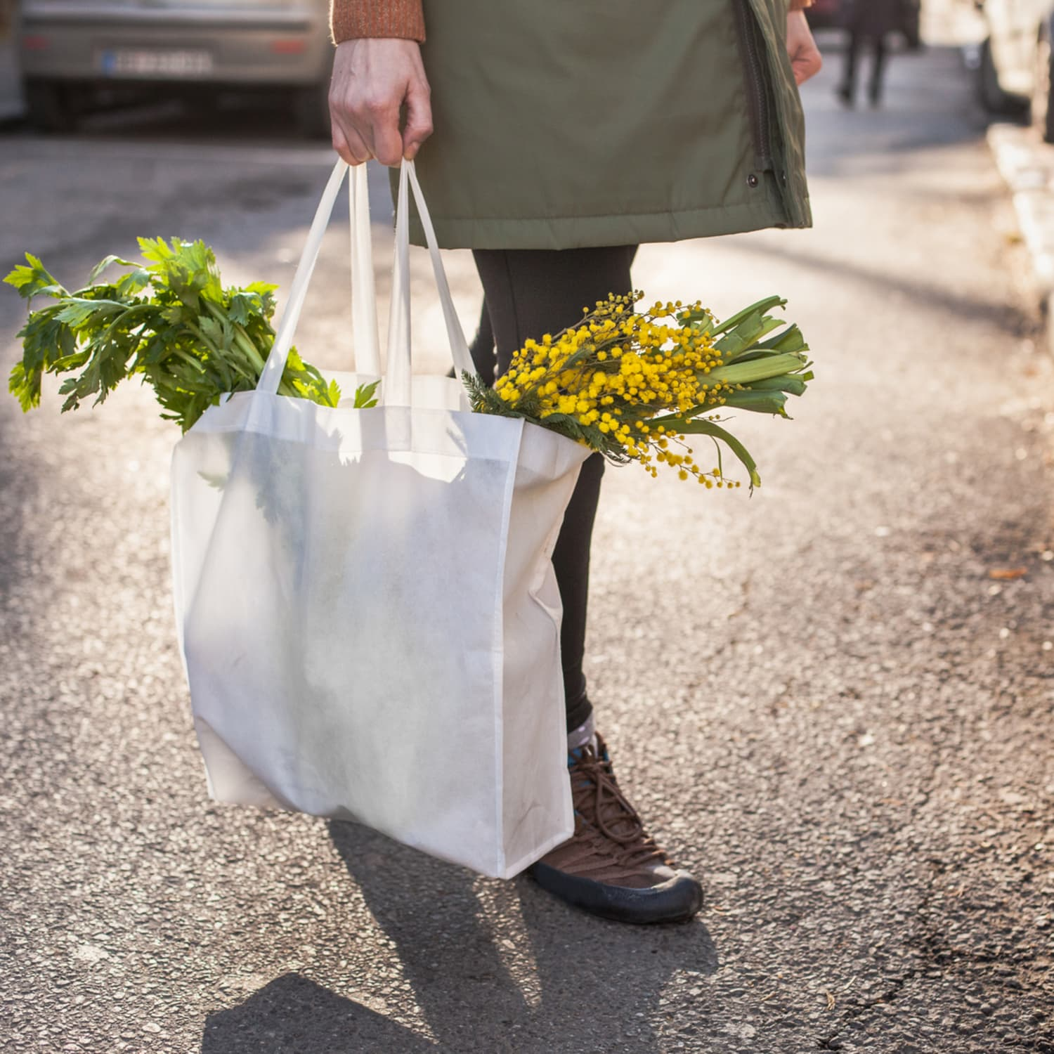 8fc9cccef5b5 Here's What to Do with All Your Reusable Shopping Bags | Kitchn