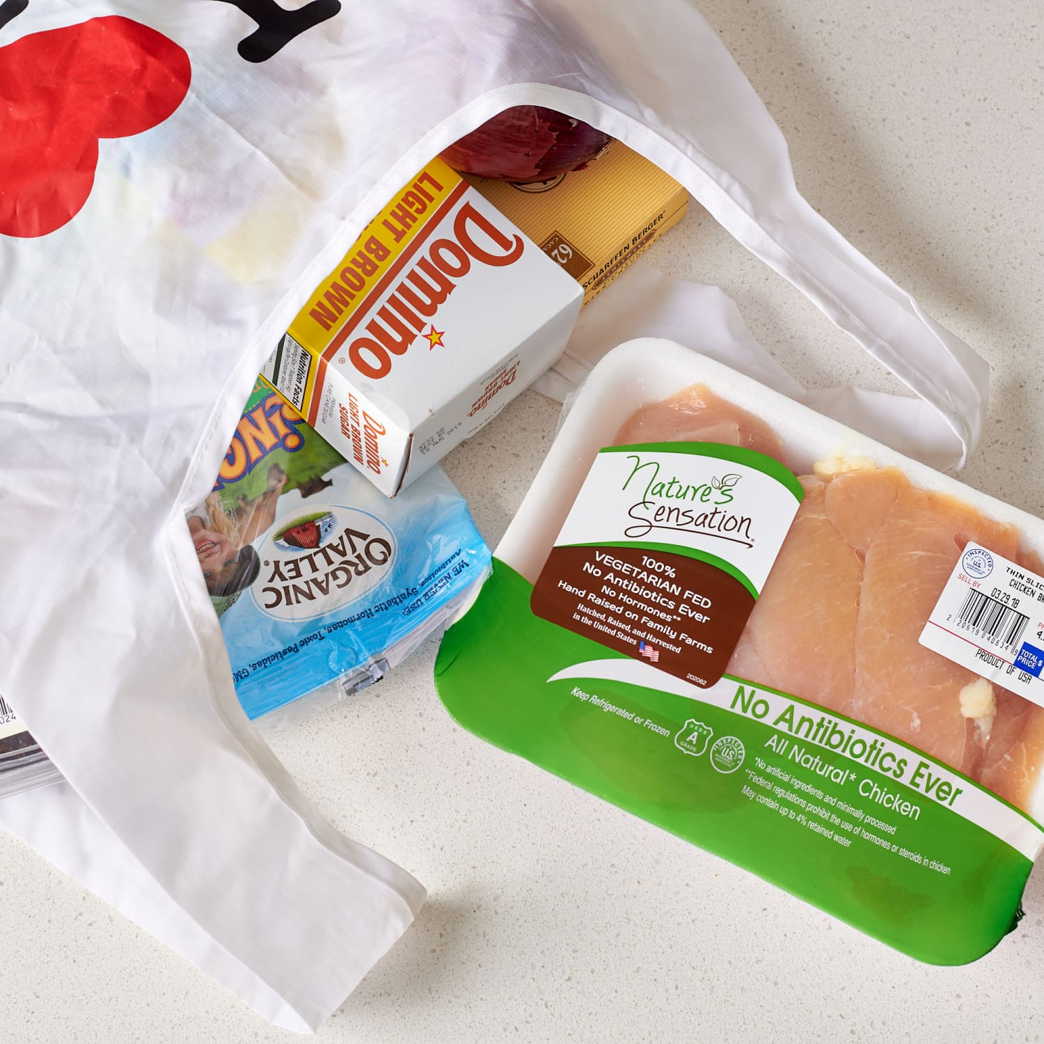 Leaked Chicken Juice - Shopping Tote   Kitchn