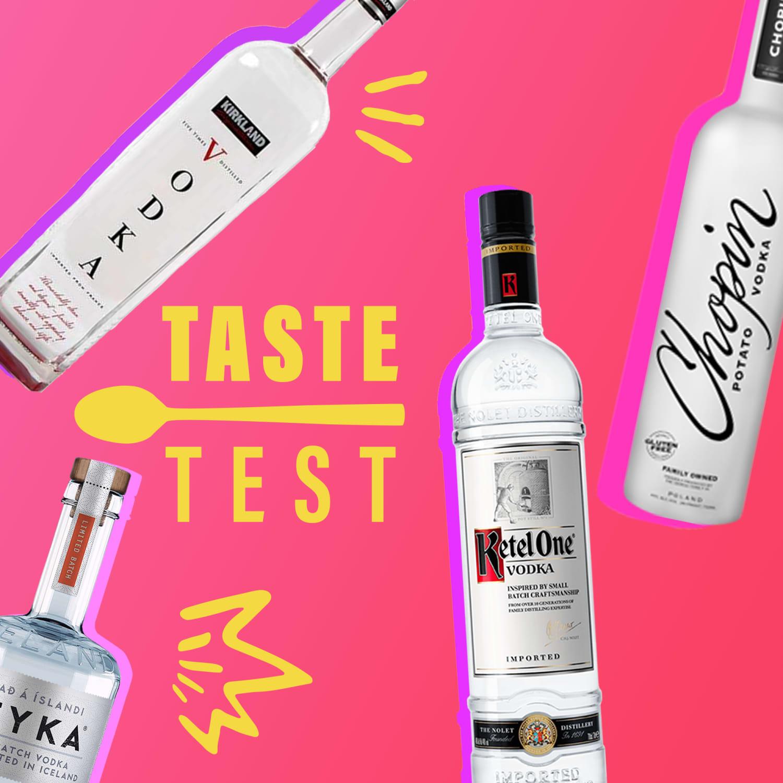 Costco Kirkland Vodka Review - Best Vodka Rankings | Kitchn