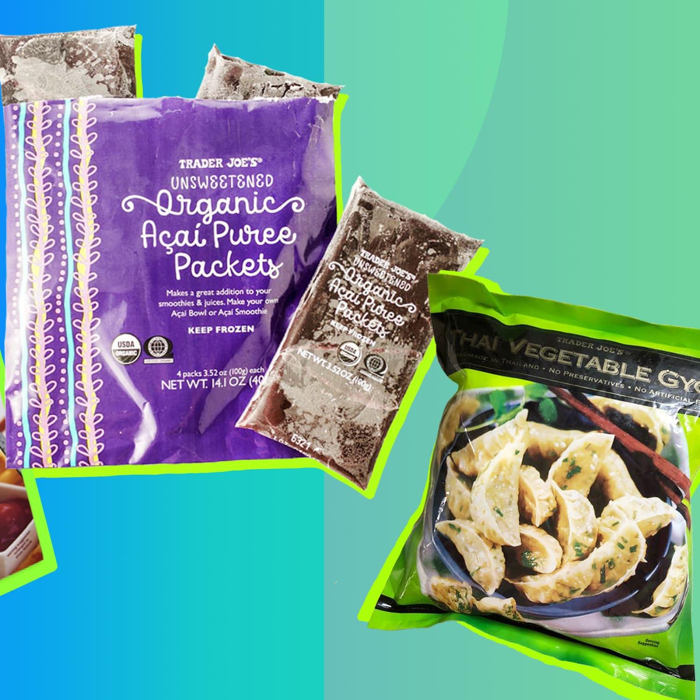 Best Frozen Foods Trader Joes - July 2018 | Kitchn
