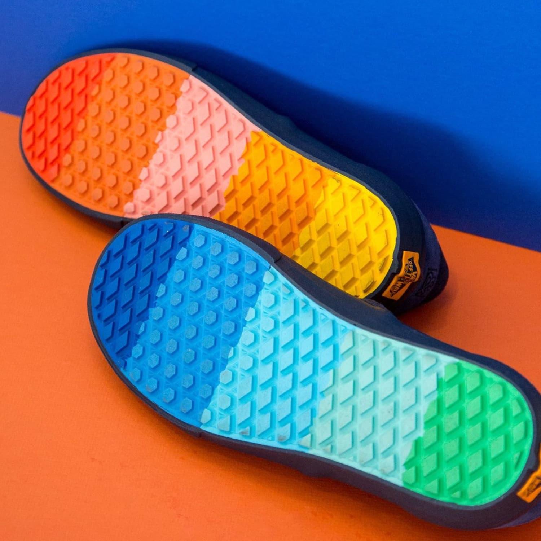 Geschicktes Design Super süße offizielle Fotos Hedley and Bennett Teams Up With Vans to Make Shoes | Kitchn