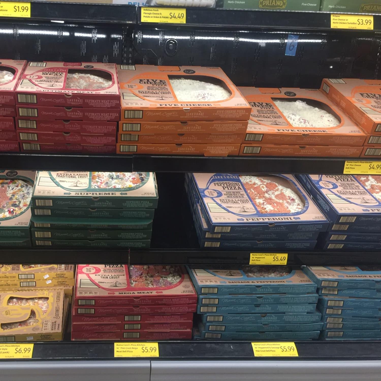 Aldi Mama Cozzis Pizza Review | Kitchn