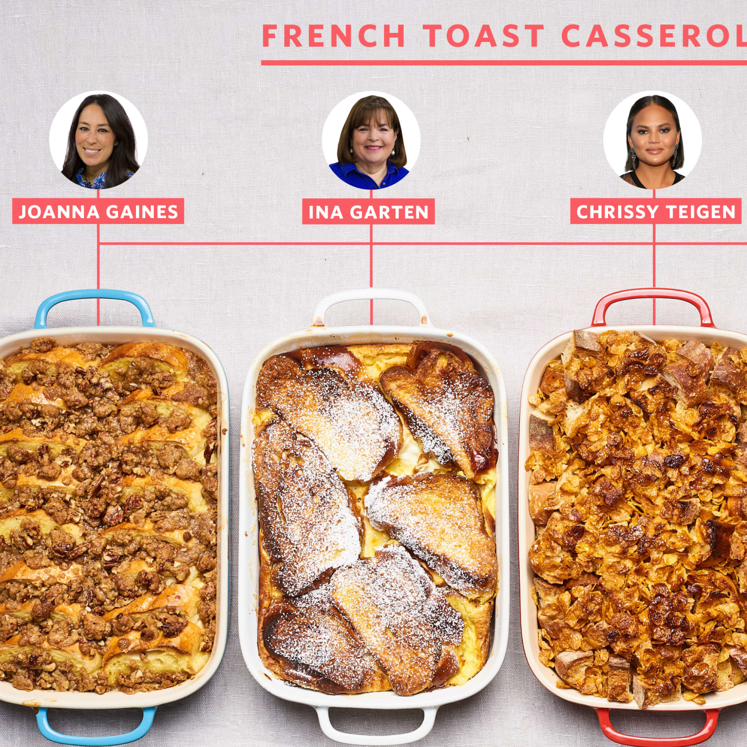 The Best French Toast Casserole Recipes Reviewed Kitchn