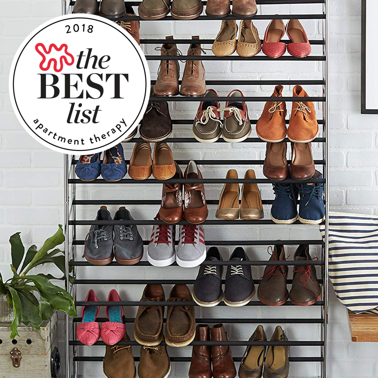 The Best Shoe Storage Solutions | Apartment Therapy