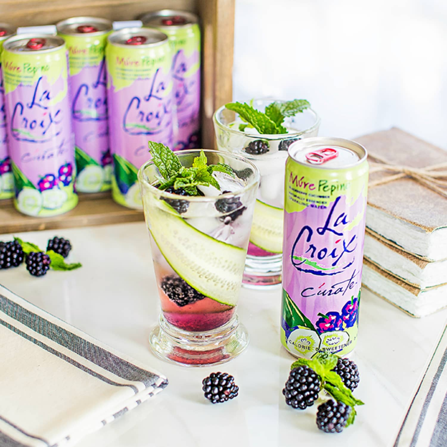 3406c299 Getting Fizzy With It: 11 Things to Buy For Your Home If You Really (& We  Mean Really) Love La Croix