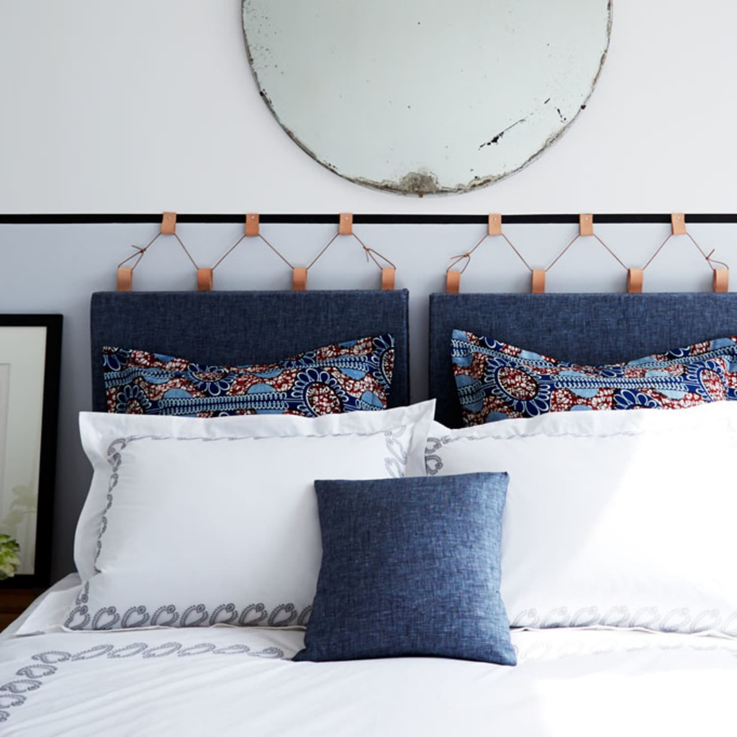 Diy Upholstered Headboards You Can Make Without Sewing Apartment