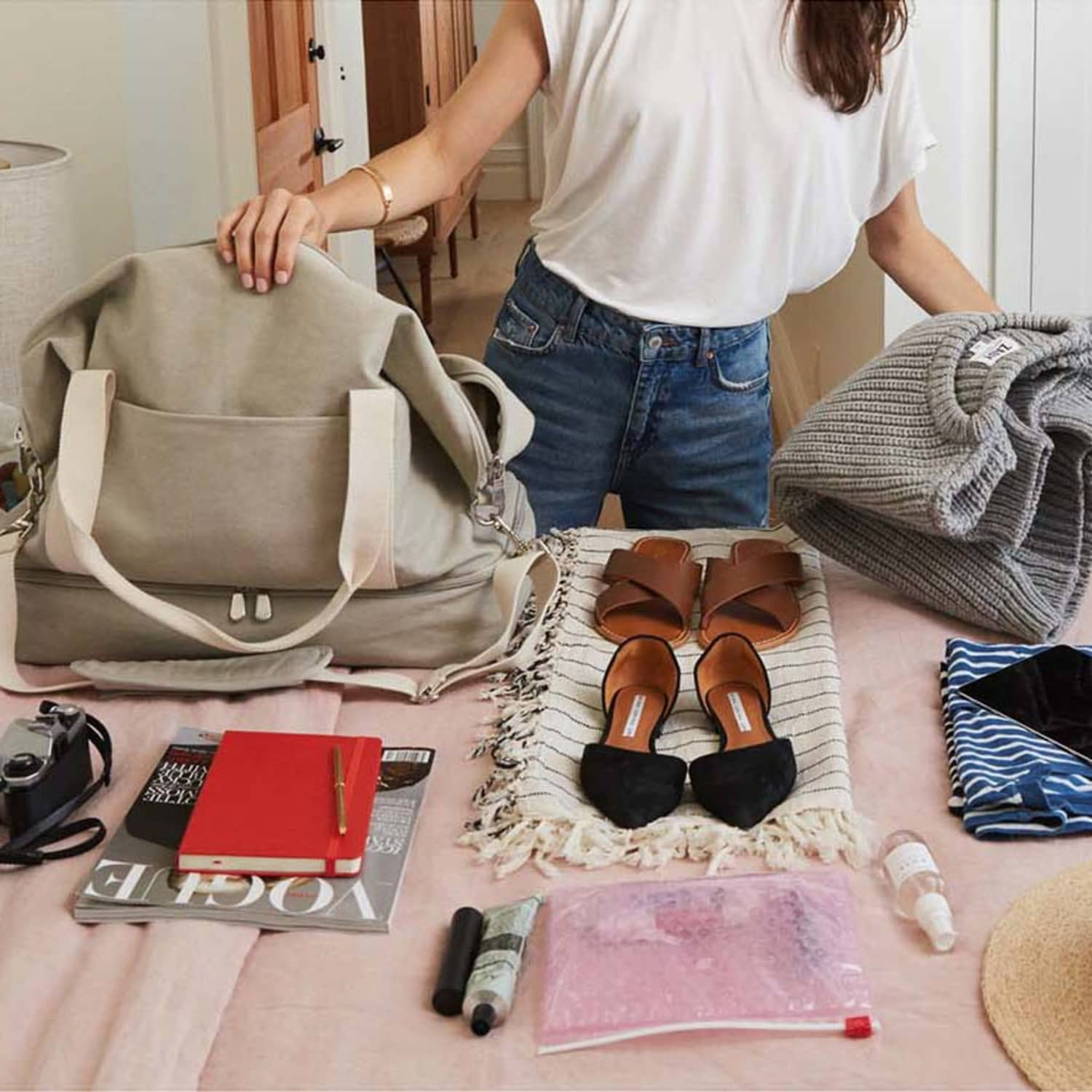 34f33bc59 The Best Weekender Bags - Stylish and Functional | Apartment Therapy
