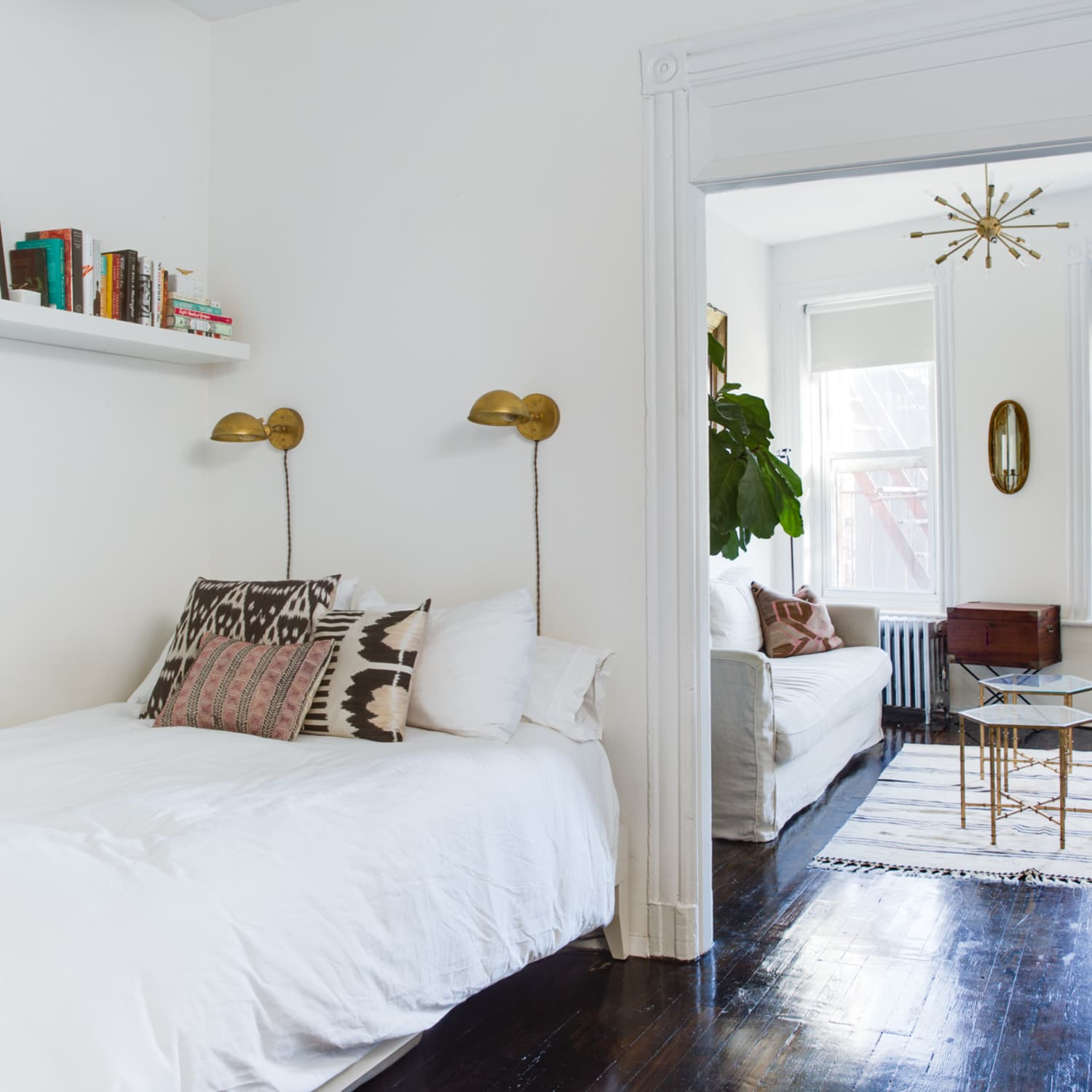 Best Small Bedroom Ideas Design And Storage Tips Apartment Therapy