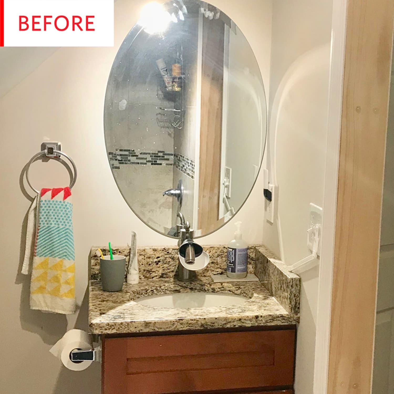 Rustoleum Shower Tile Refinishing - Bathroom Photos   Apartment Therapy