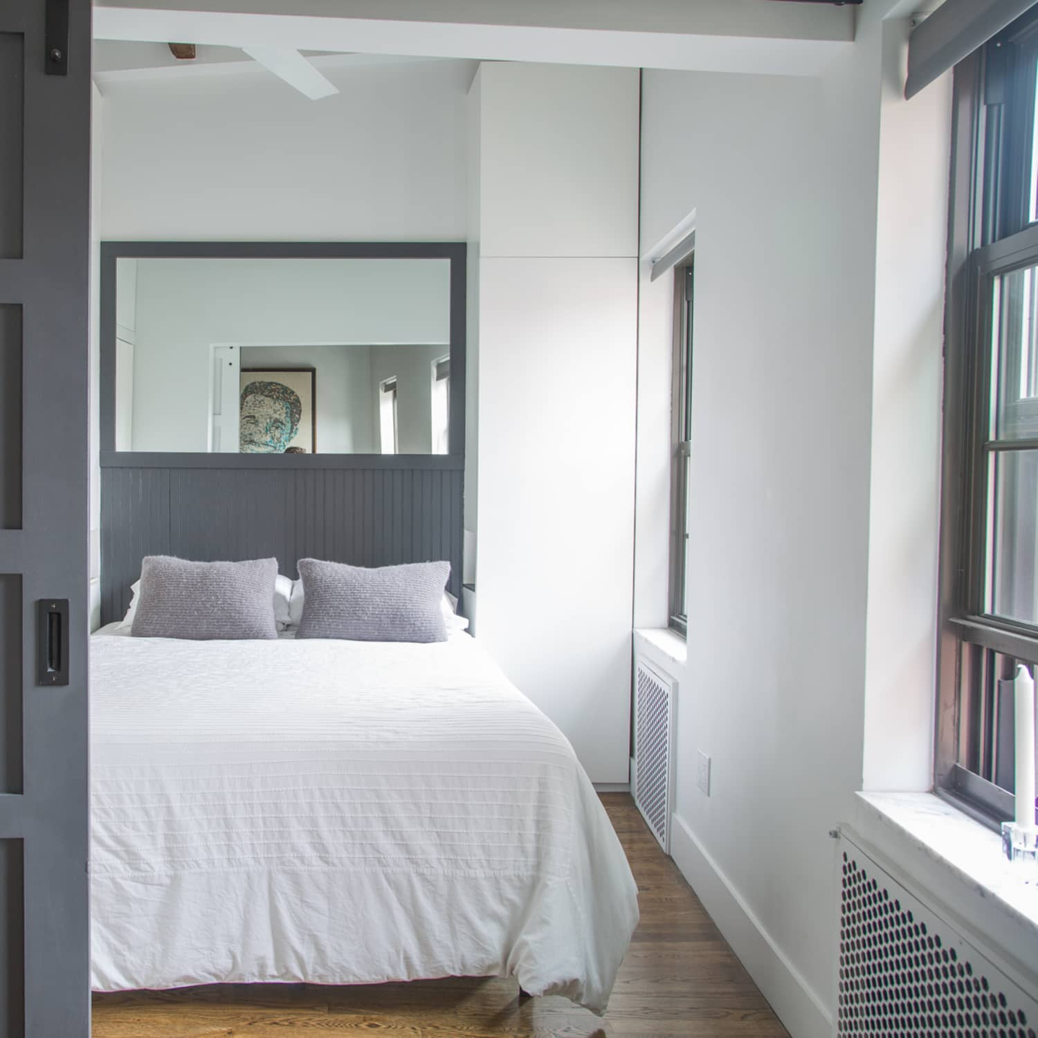 How To Make A Small Bedroom Feel Bigger Apartment Therapy