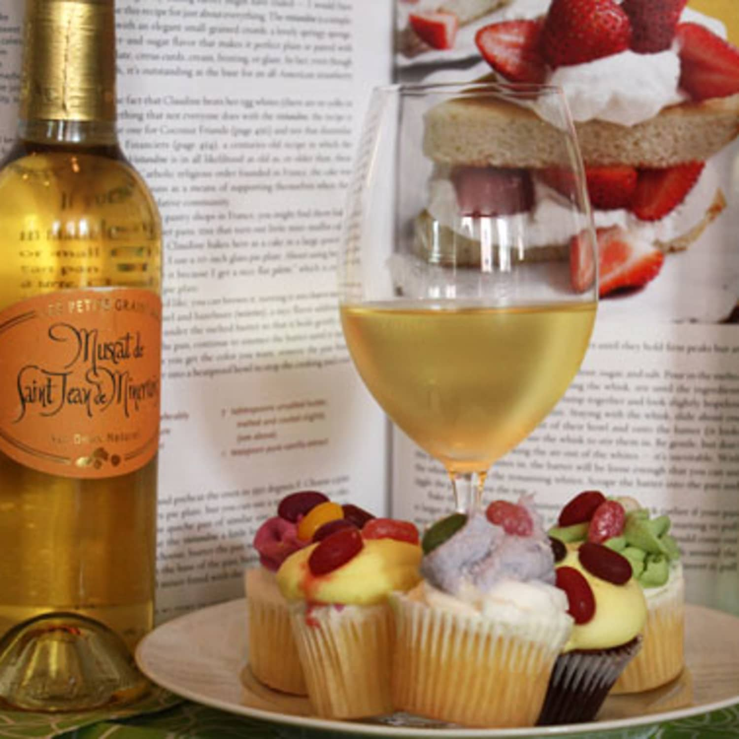 Yes You Can Drink Wine With Birthday Cake Heres How