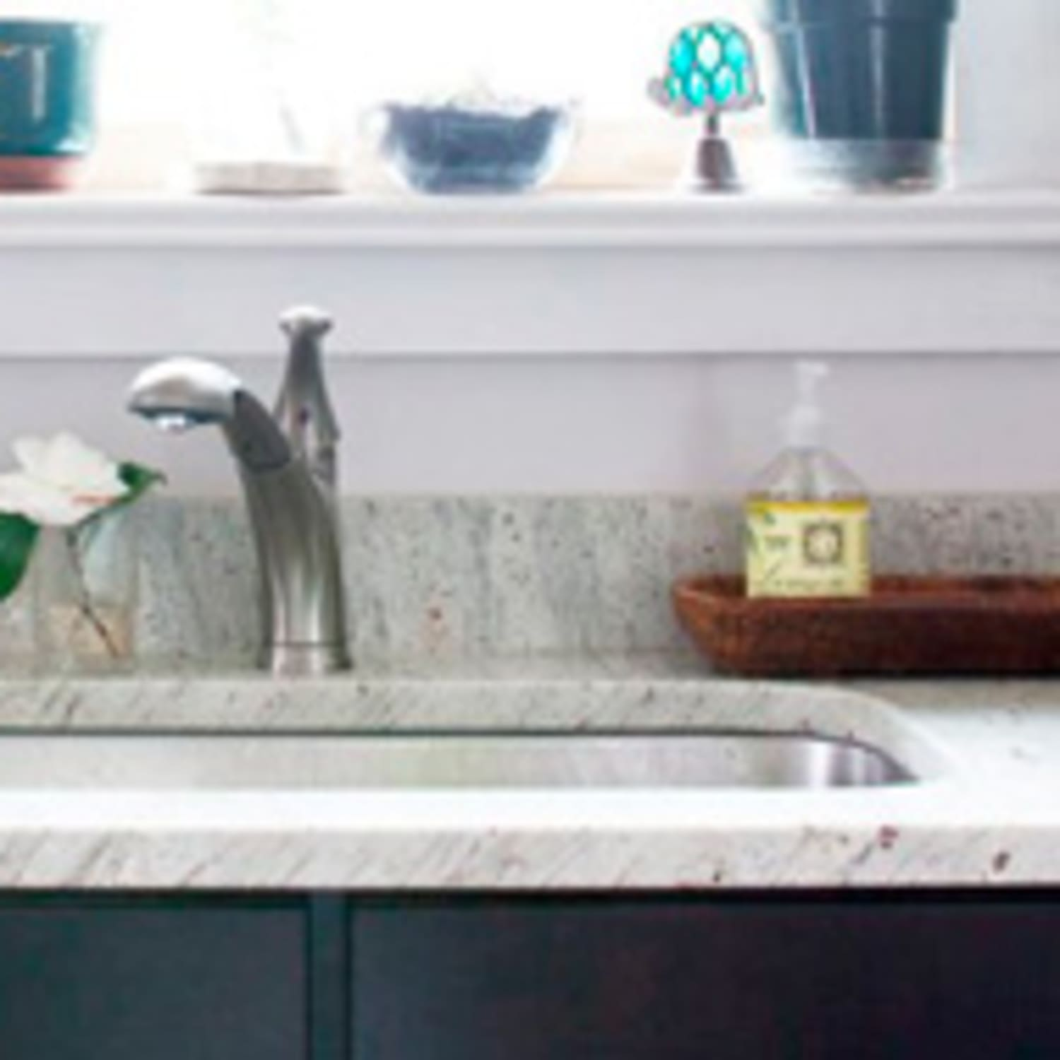 Whatu0027s The Best Way To Clean My Stainless Steel Sink?