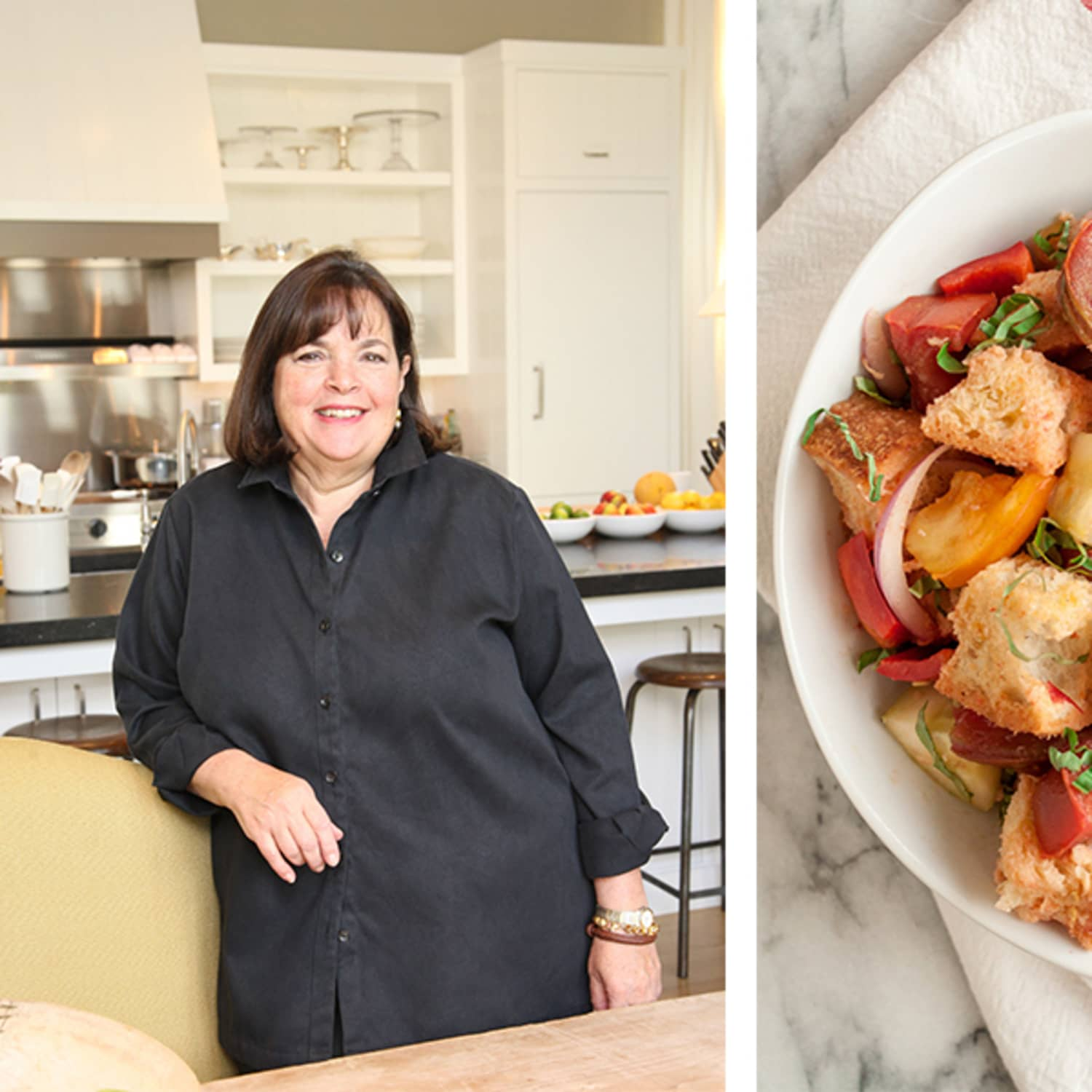 Ina Hits The Farmers Market In The New Barefoot Contessa Kitchn