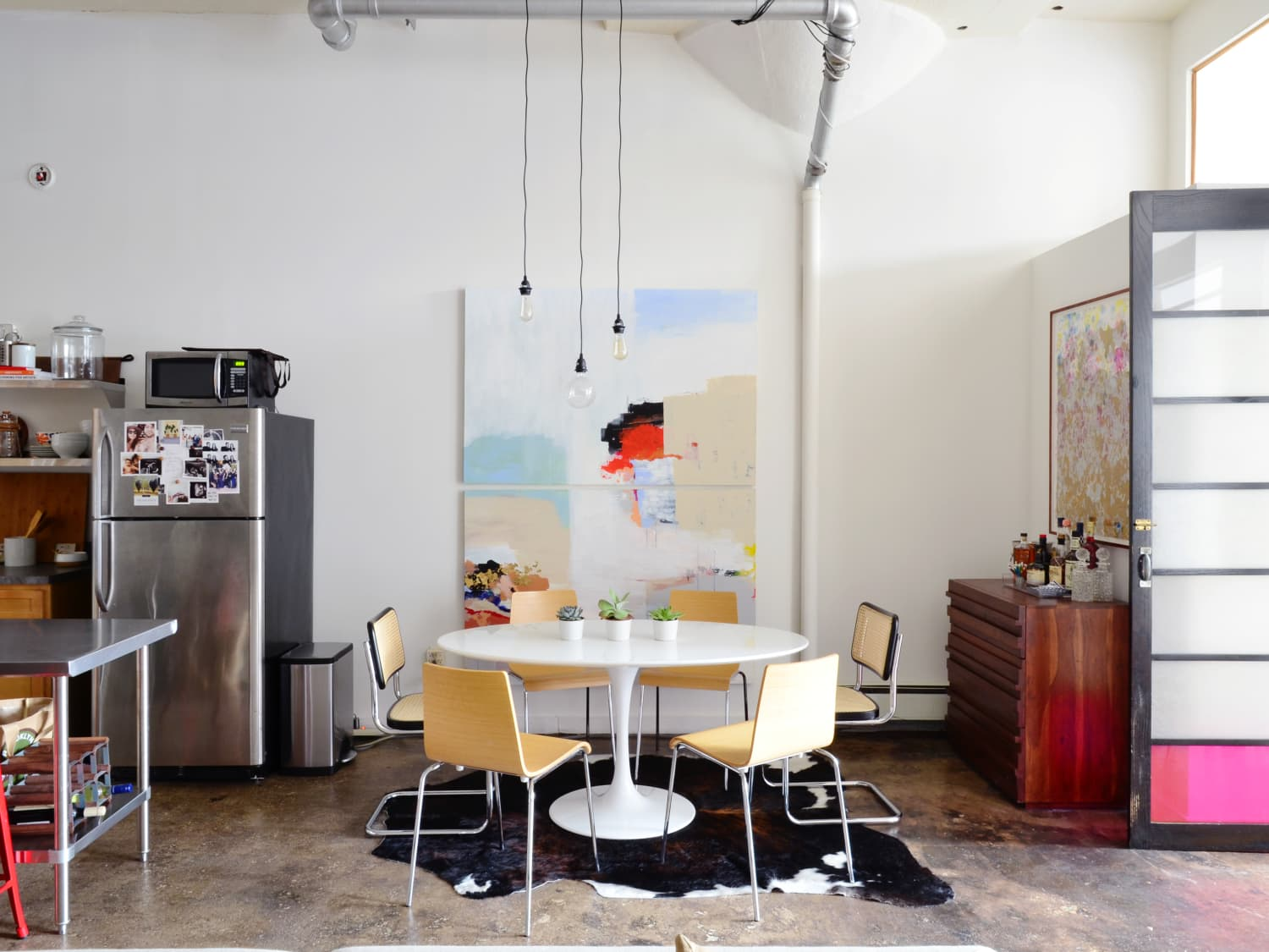 How To: Paint a Concrete Floor | Apartment Therapy