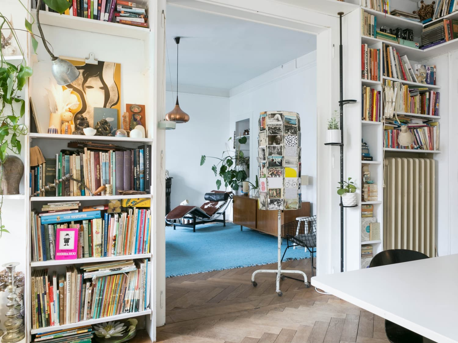 Storage Anyone Four Ways To Create Faux Built In Bookcases