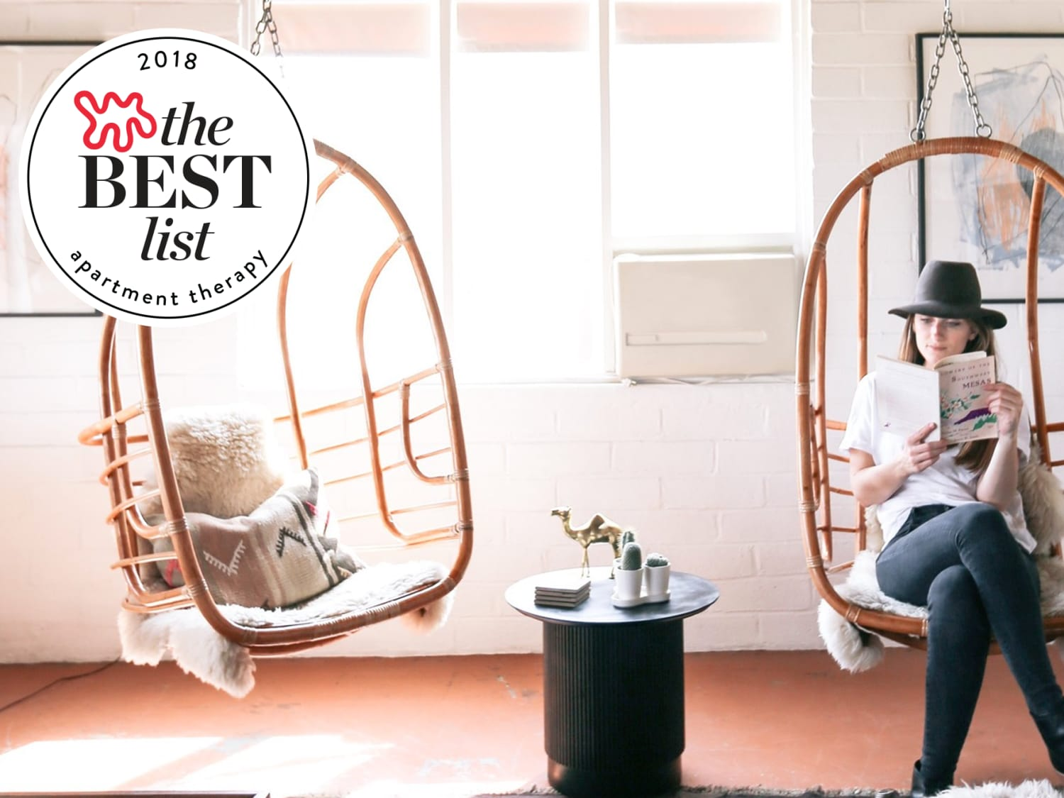 The Best Hanging Chairs | Apartment Therapy